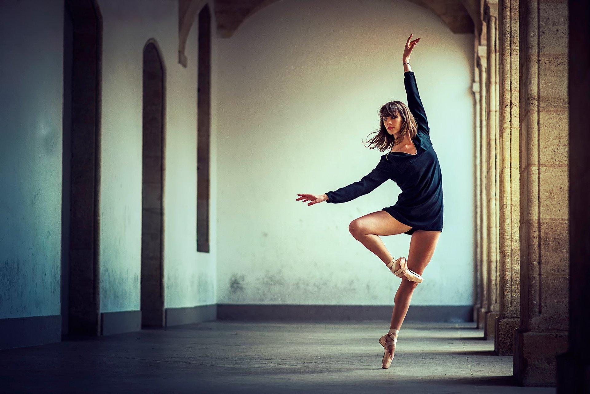 Картинки на рабочий стол балерина