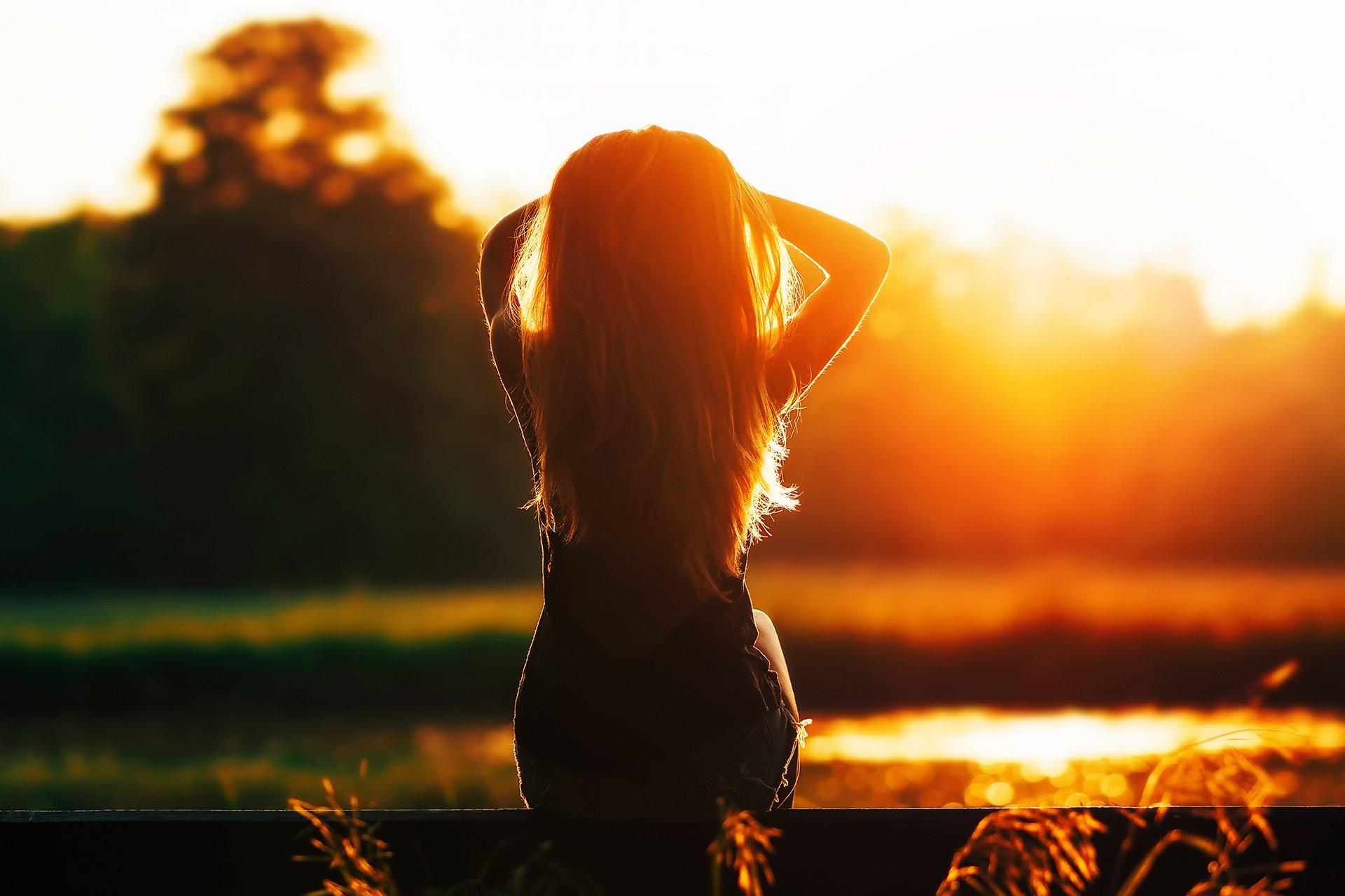Фото красивых девушек в лучах солнца, Девушка в лучах солнца Girl in the sun Похожие фото 19 фотография