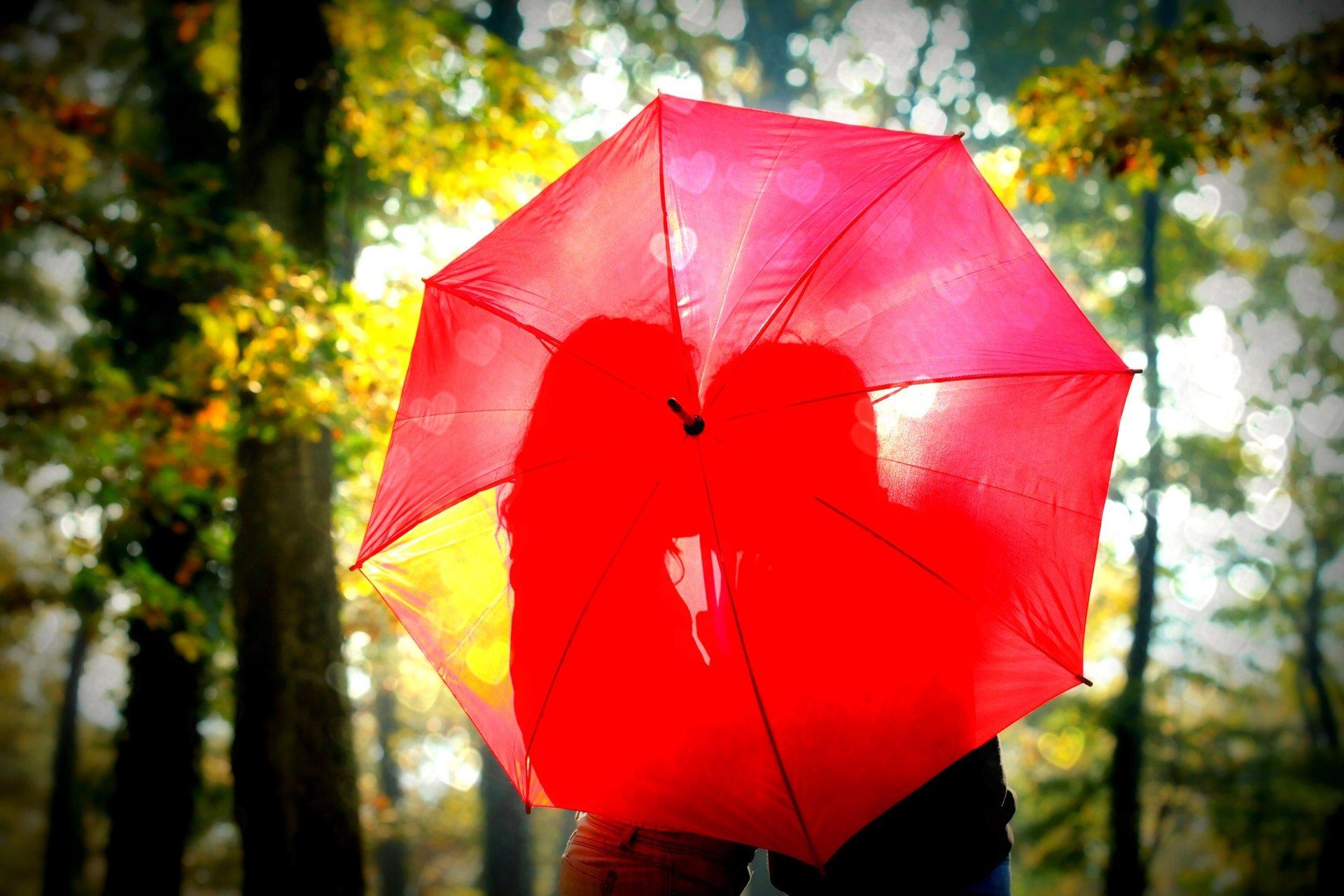 Обои зонты. Настроения foto 18