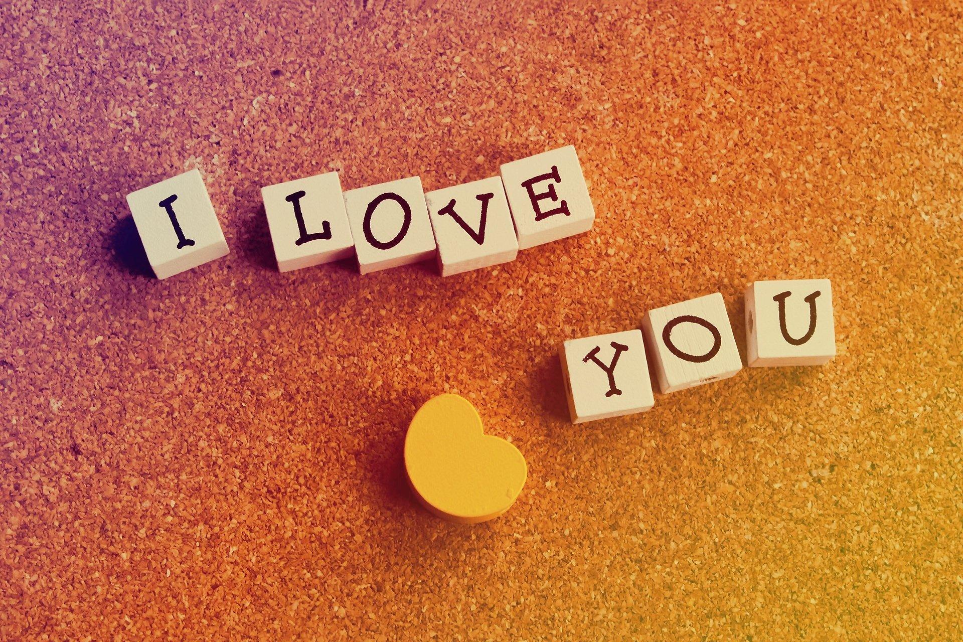 Крутые картинки обожаю тебя
