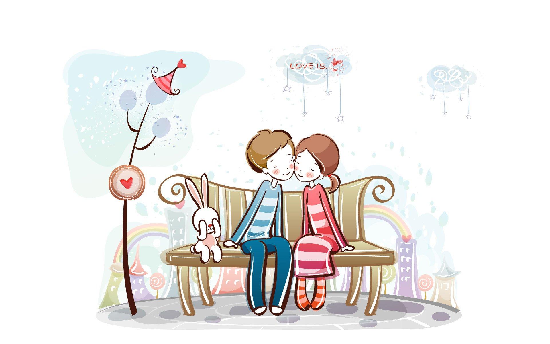 Картинка романтика любовь рисунок, марта открытки