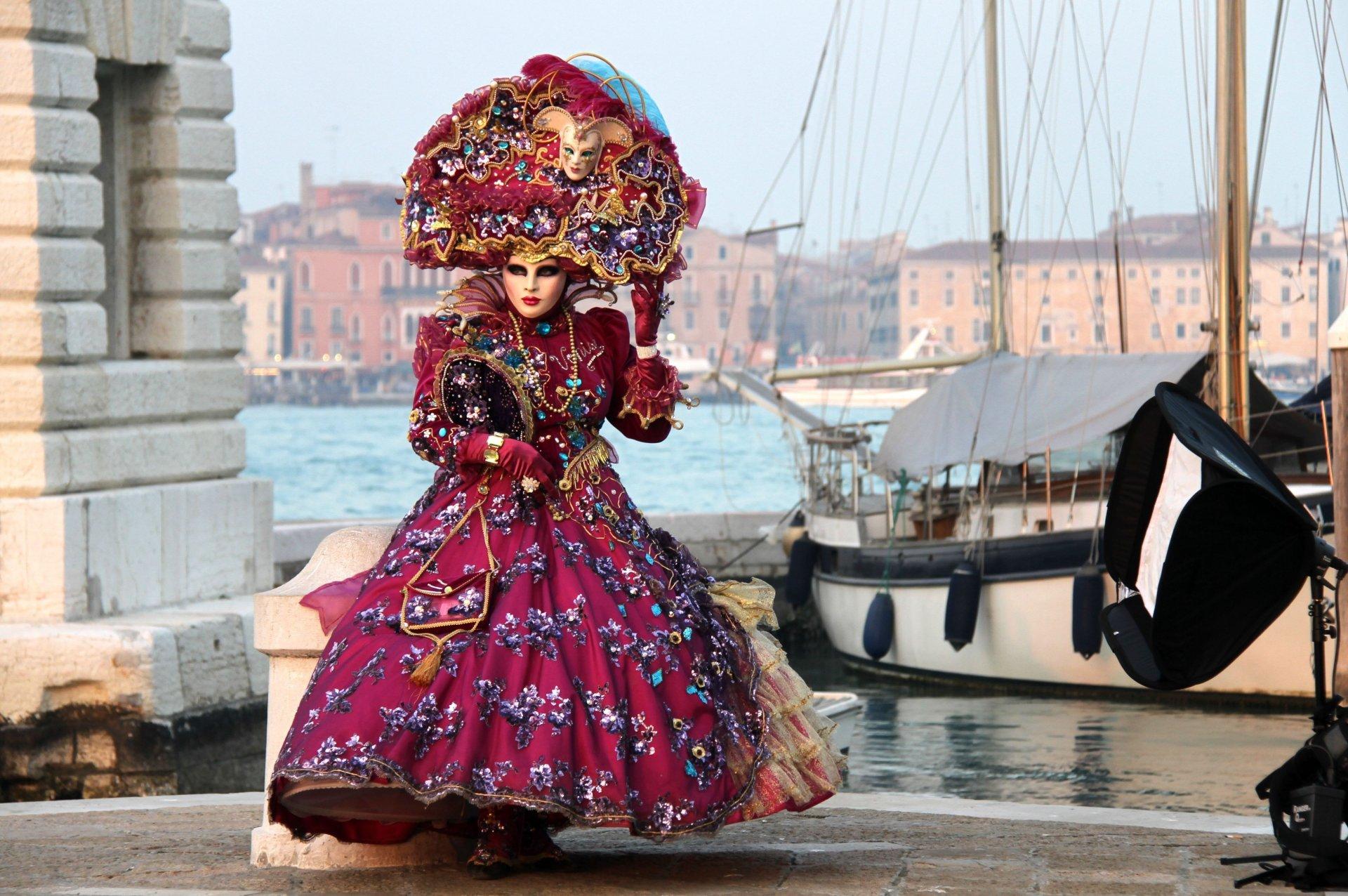 Венецианский карнавал 2019  даты и места проведения