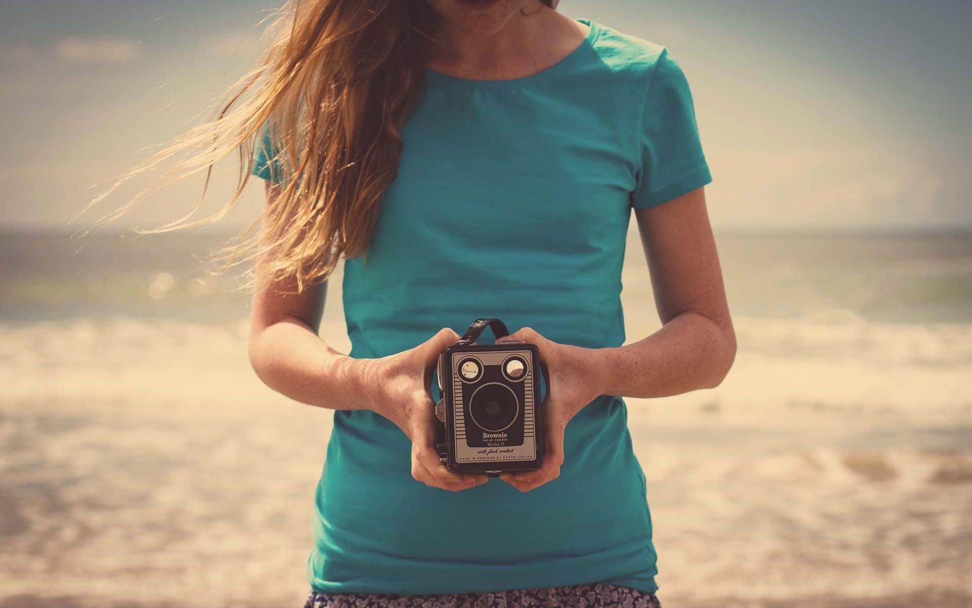 фото с найденных фотоаппаратов на пляже члены
