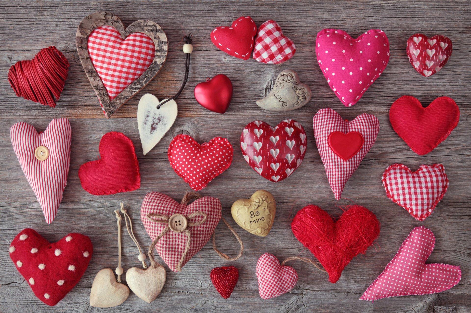 Подарки своими руками сердце из