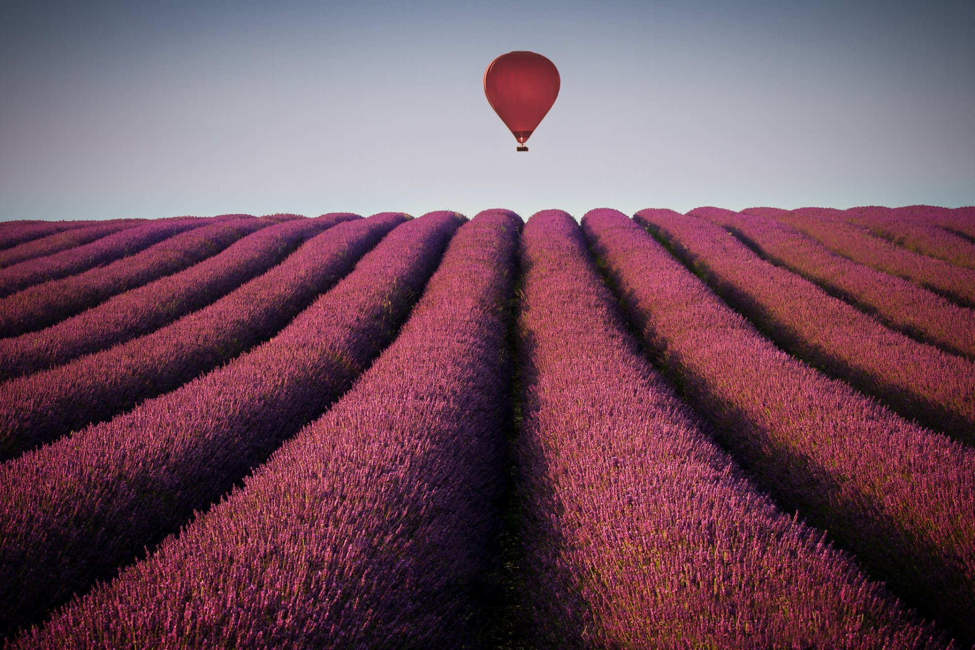 Воздушный шар доброе утро картинки шагом