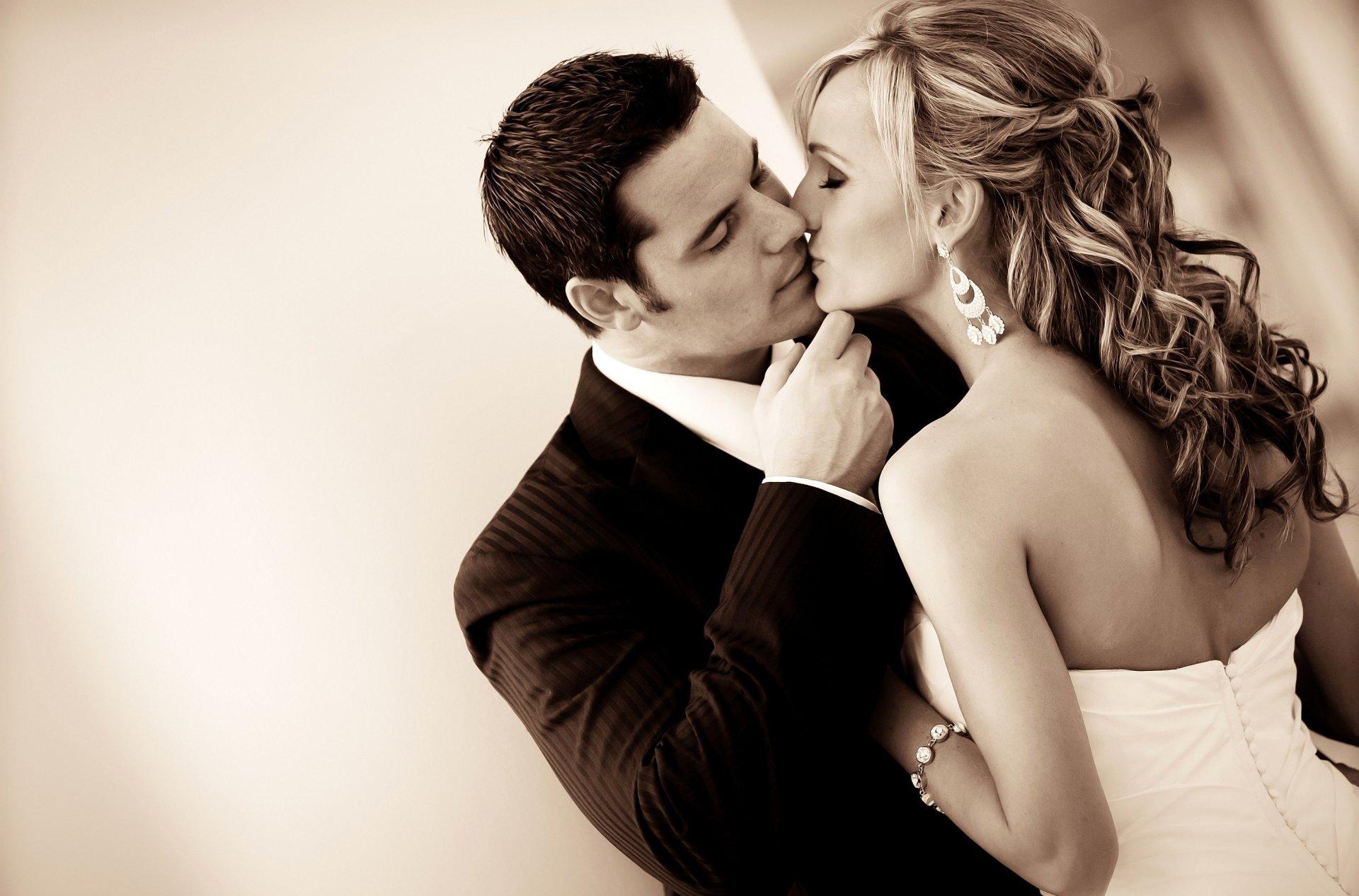 Картинки про поцелуи любовь