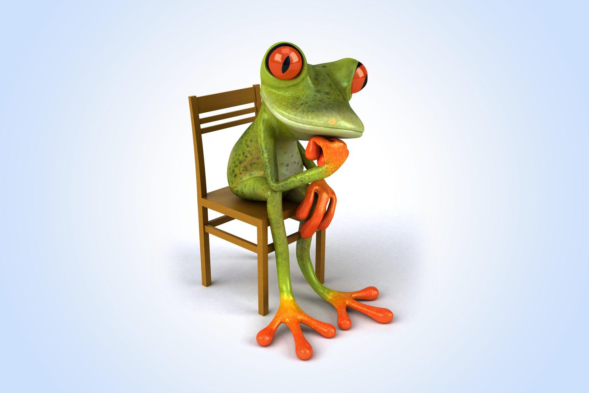 забавня жабка бесплатно