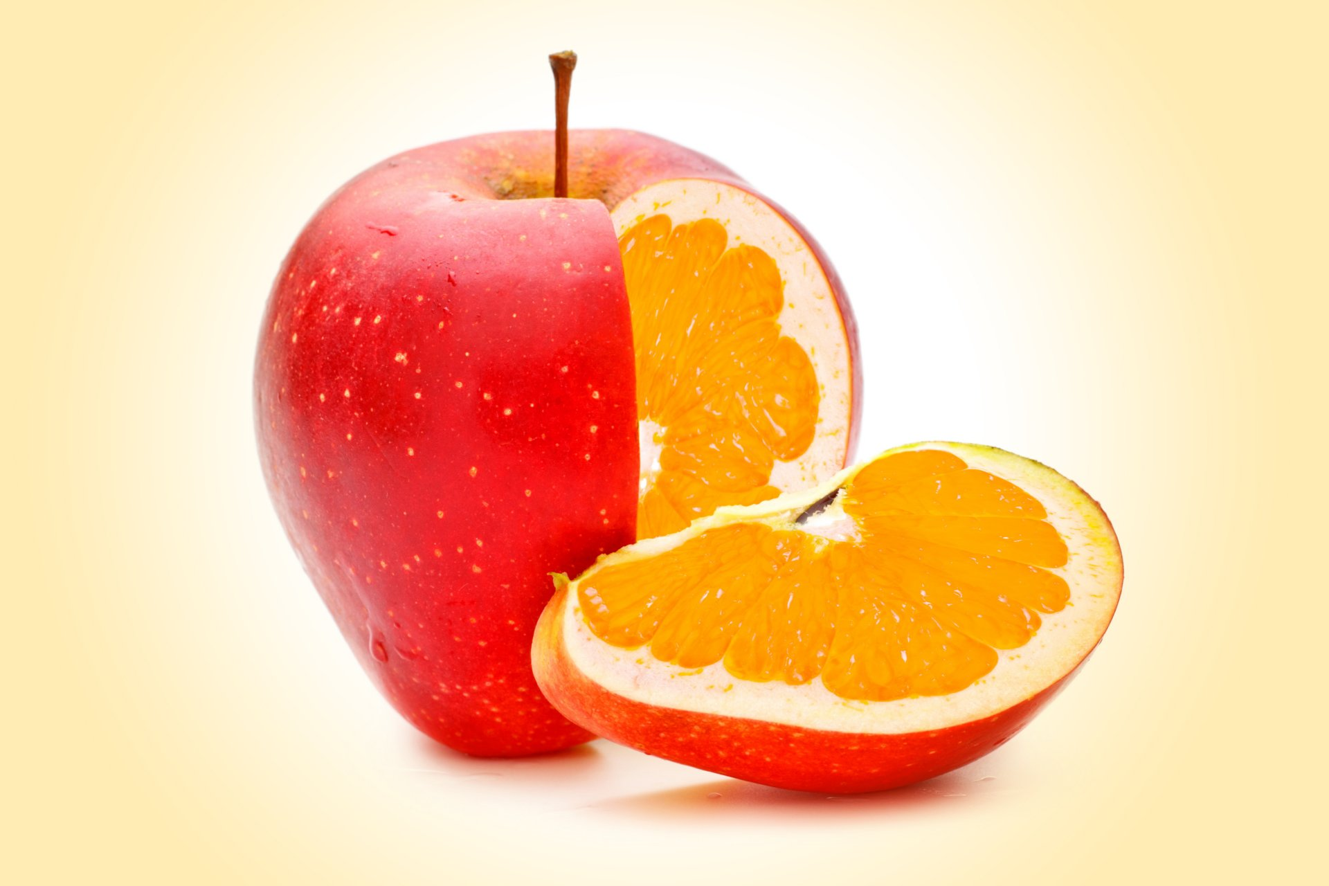 Сексуальные фрукты на рабочий стол