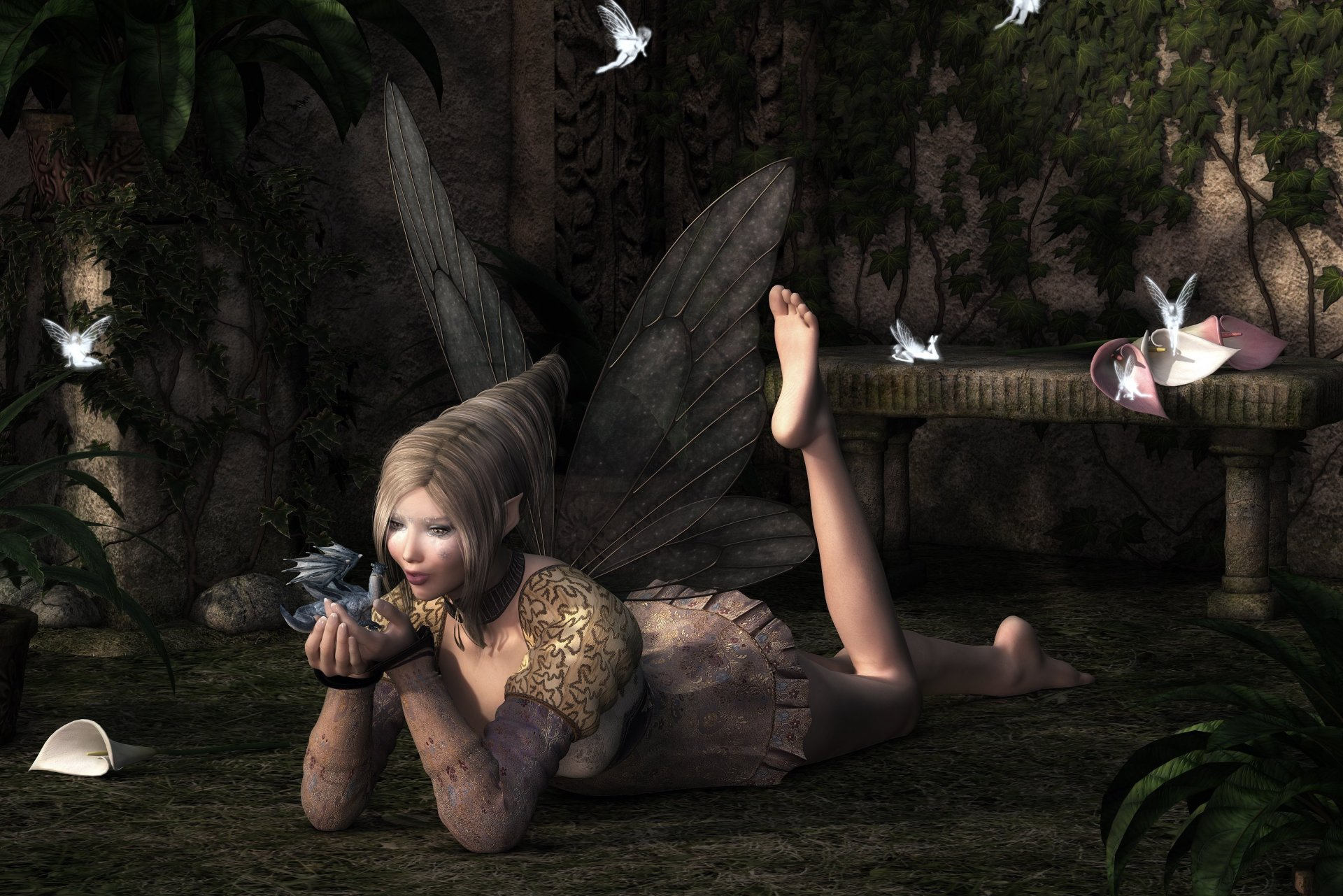3d elf princess and goblins xxx photos