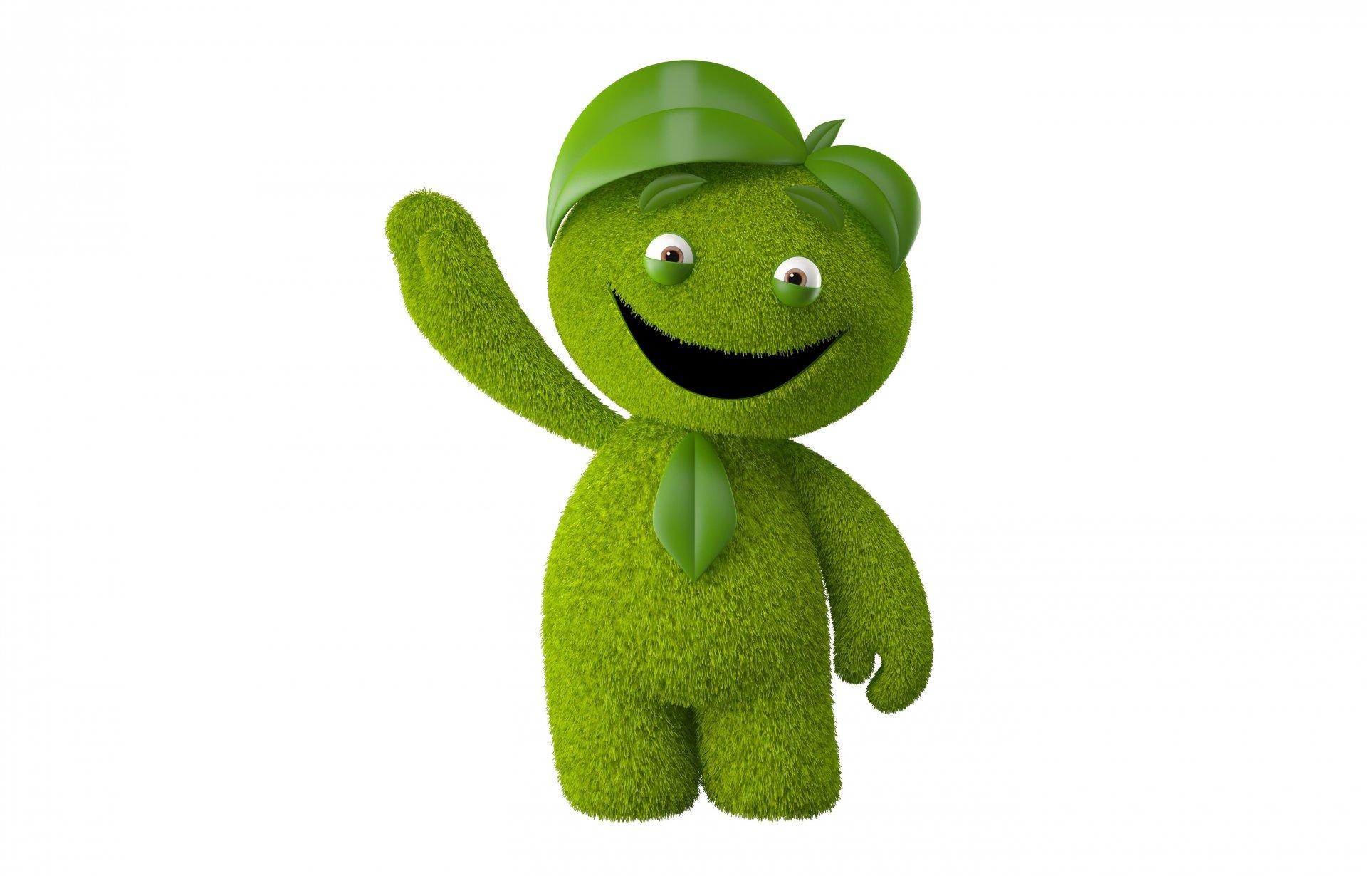 Кошек рабочий, зеленые смешные картинки