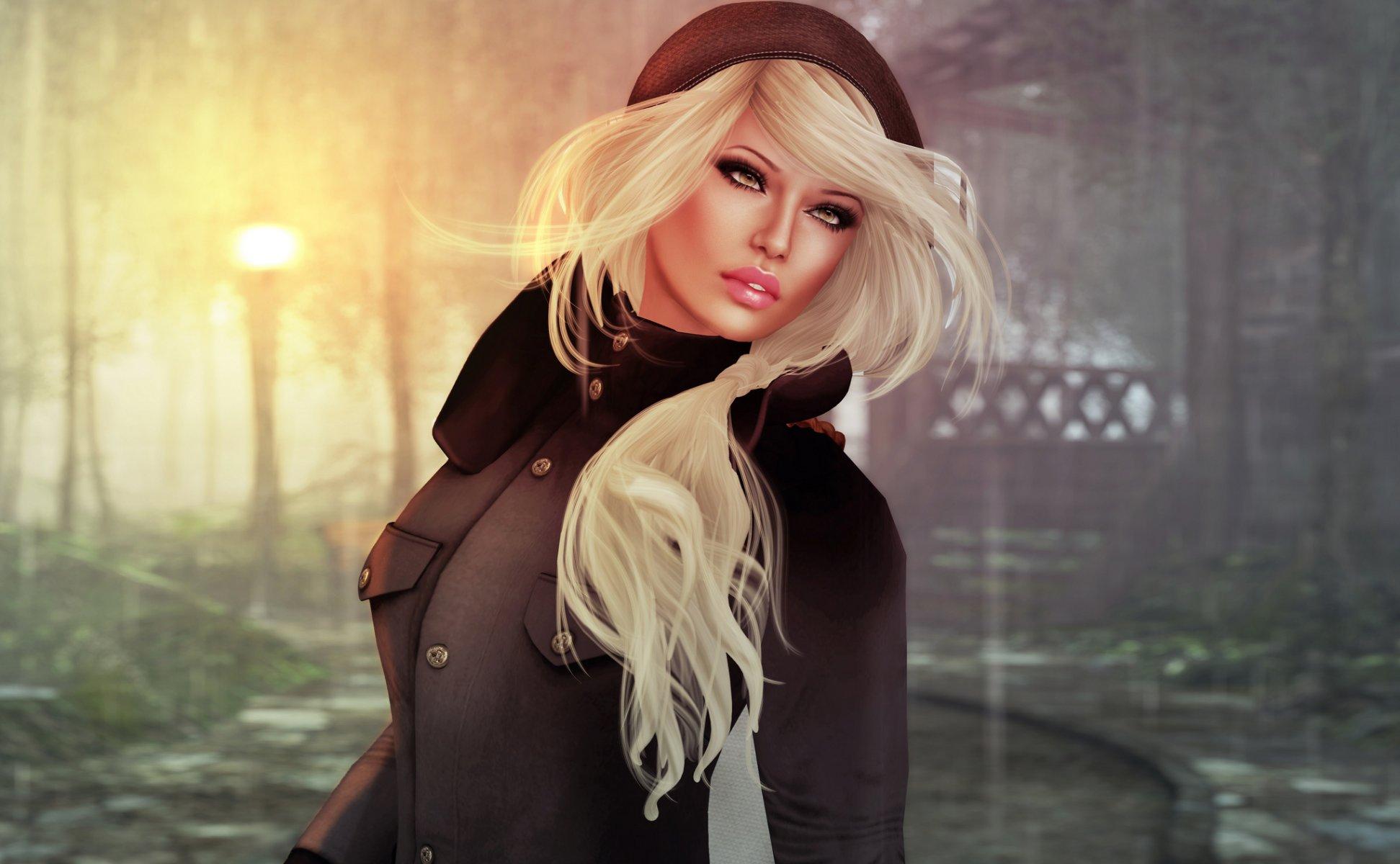 Блондинку прямо на столе фото 588-903