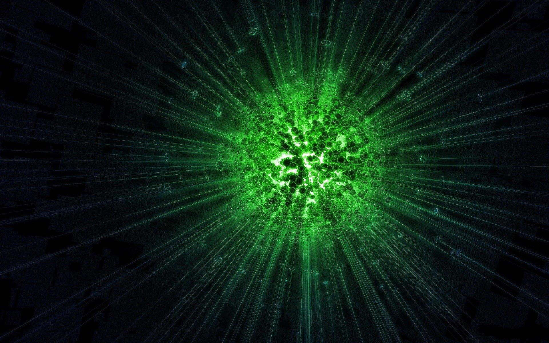 Неоновый свет от 3d объекта  № 941237 без смс