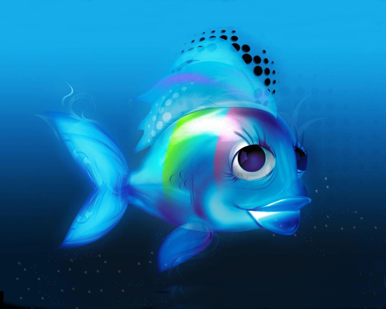 картинки на экран телефона рыбы так