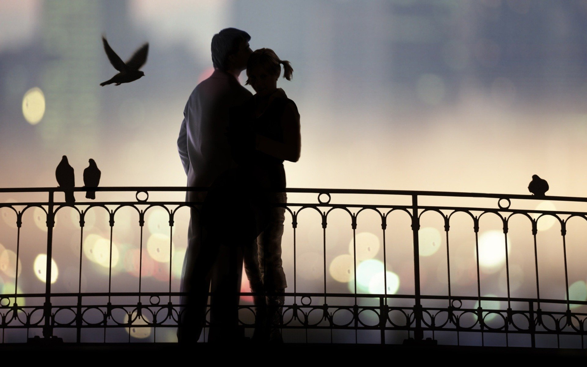 Обои на рабочий стол любовь отношения