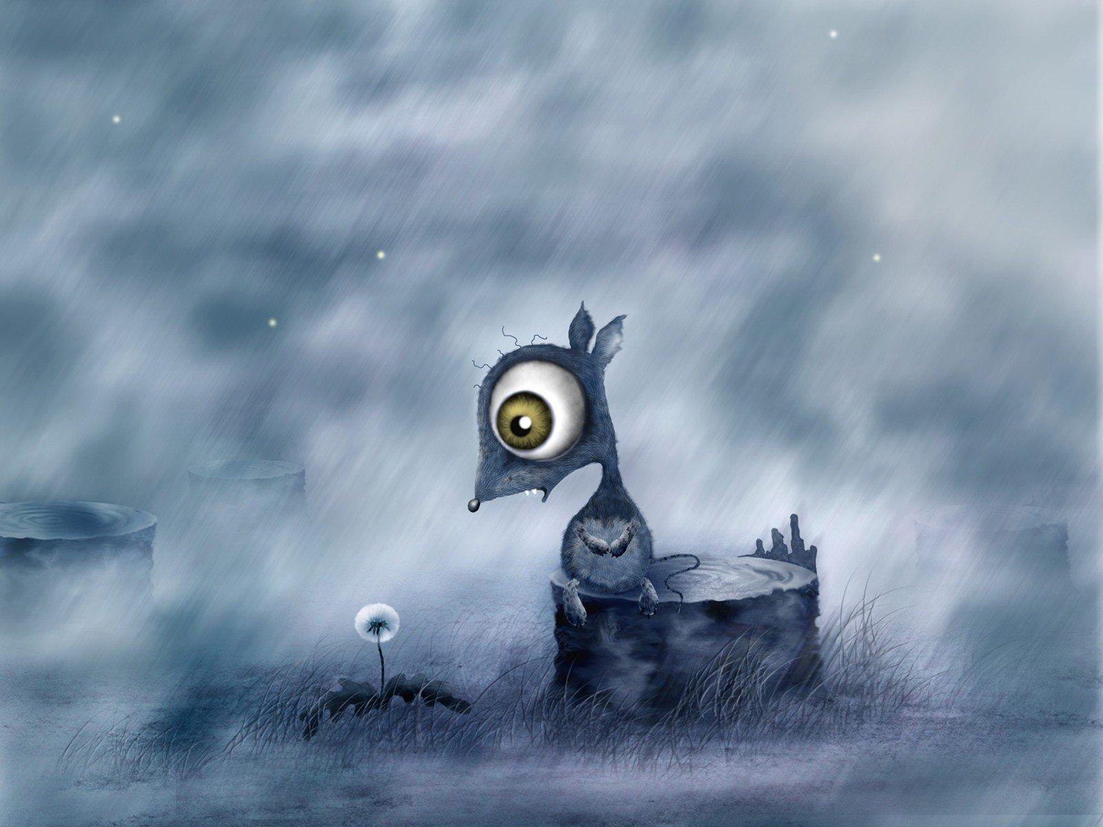Смешные рисунки фантазия, открытку февраля