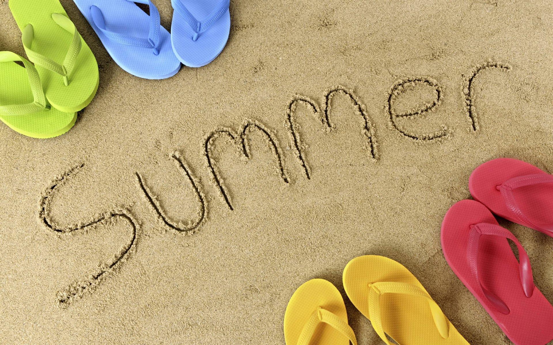 дизайнер создал прикольные летние картинки на телефон получается яркий сочный