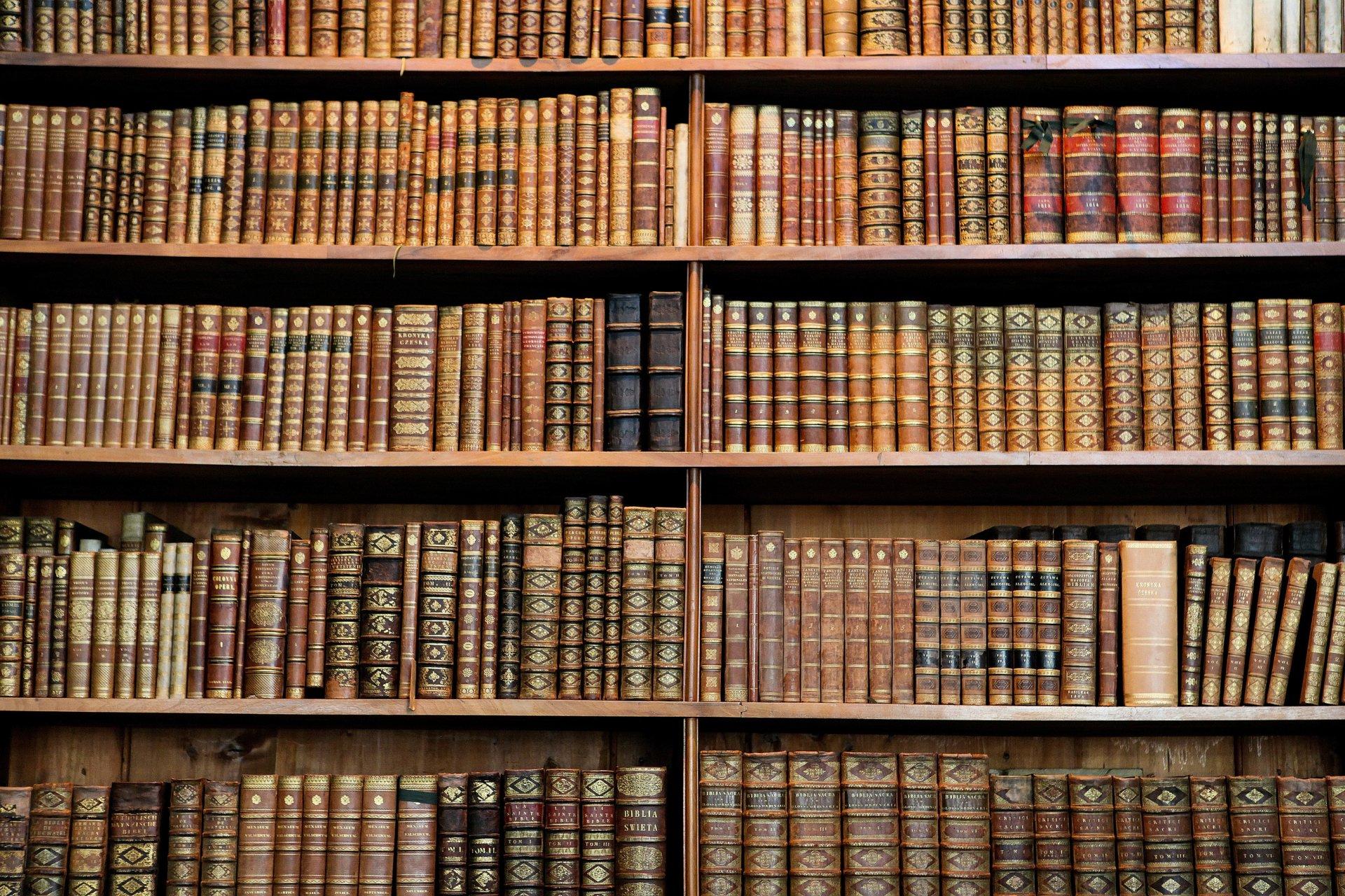 Обои библиотека, книги. Разное foto 16