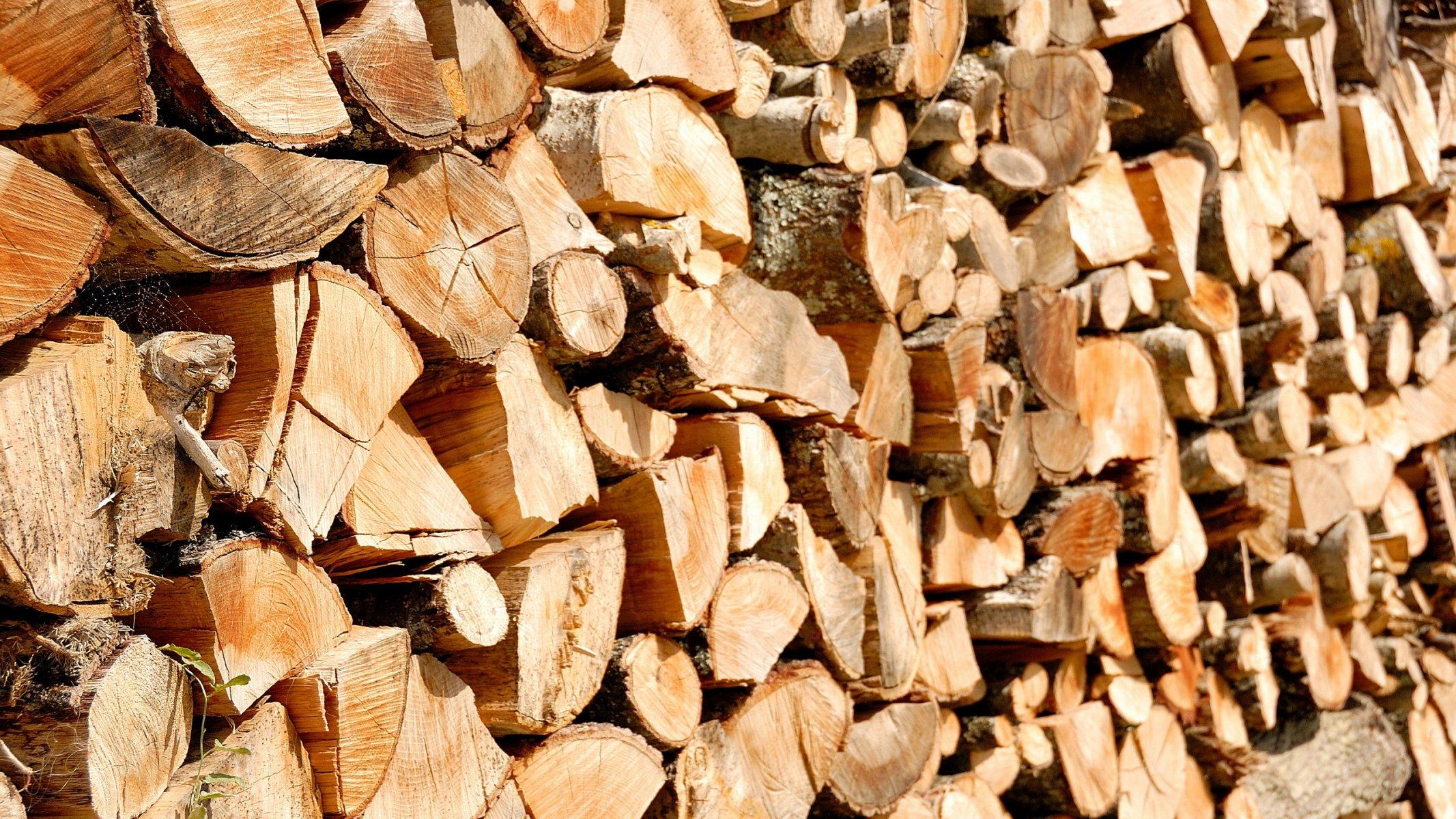 Обои дрова. Пейзажи foto 13