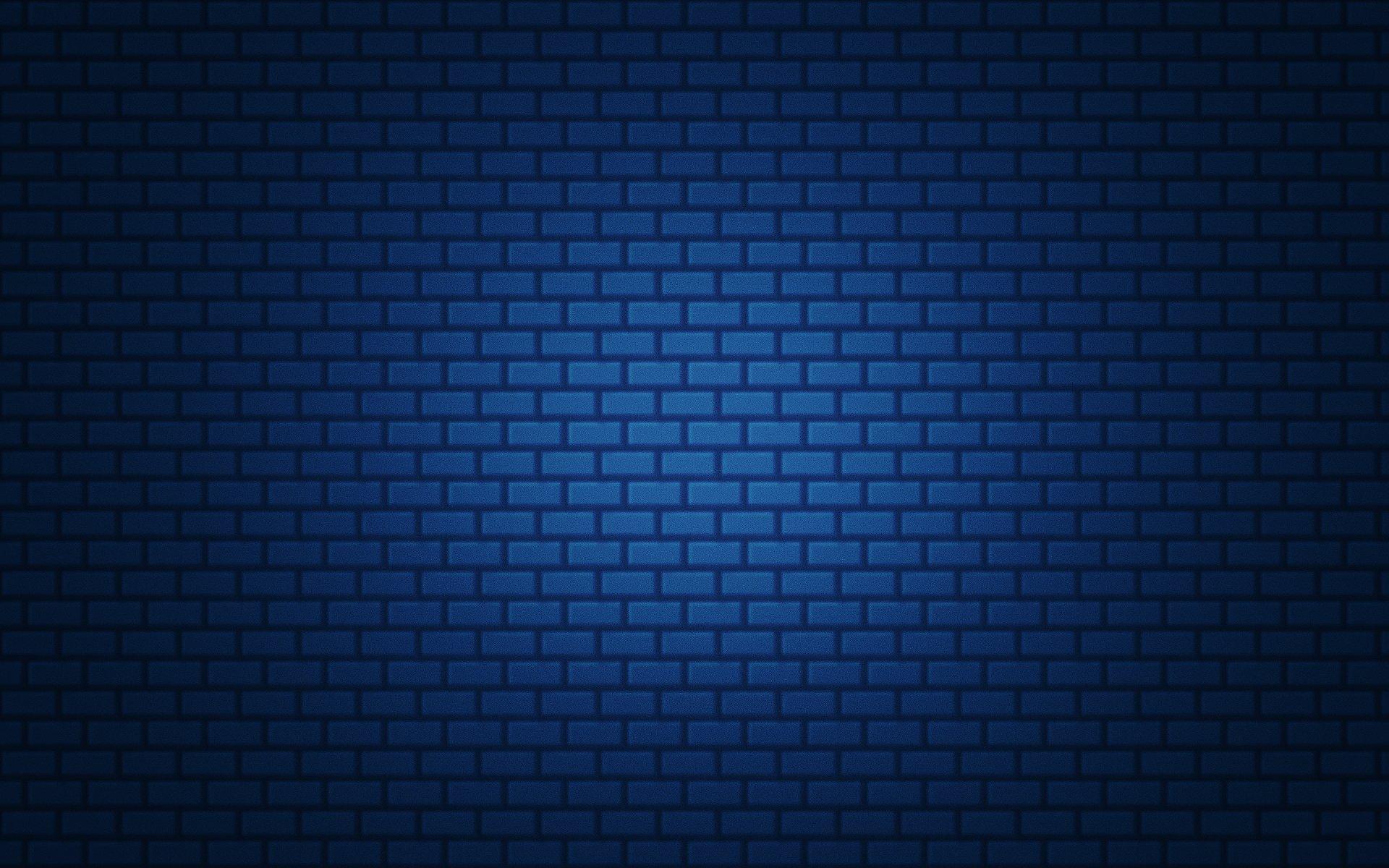 текстура синий кирпич градиент простой HD обои для ноутбука