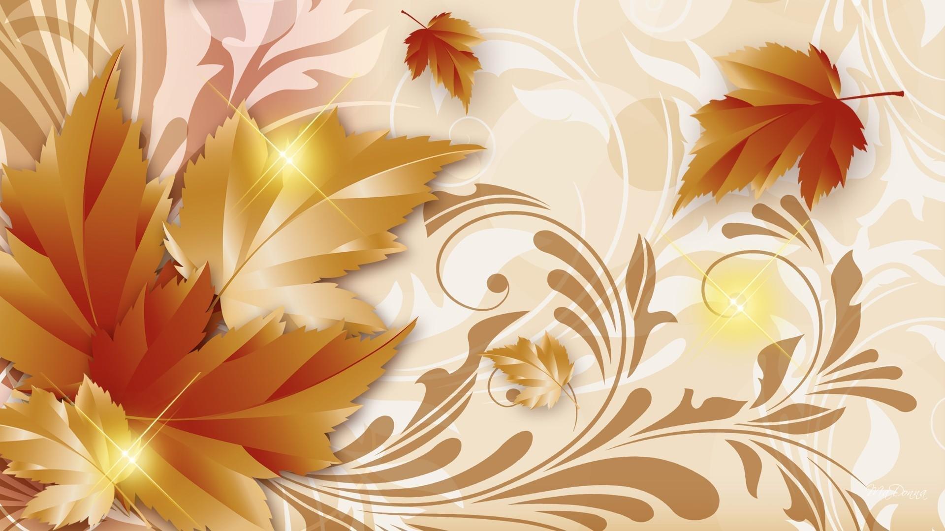 Фон осень картинки красивые