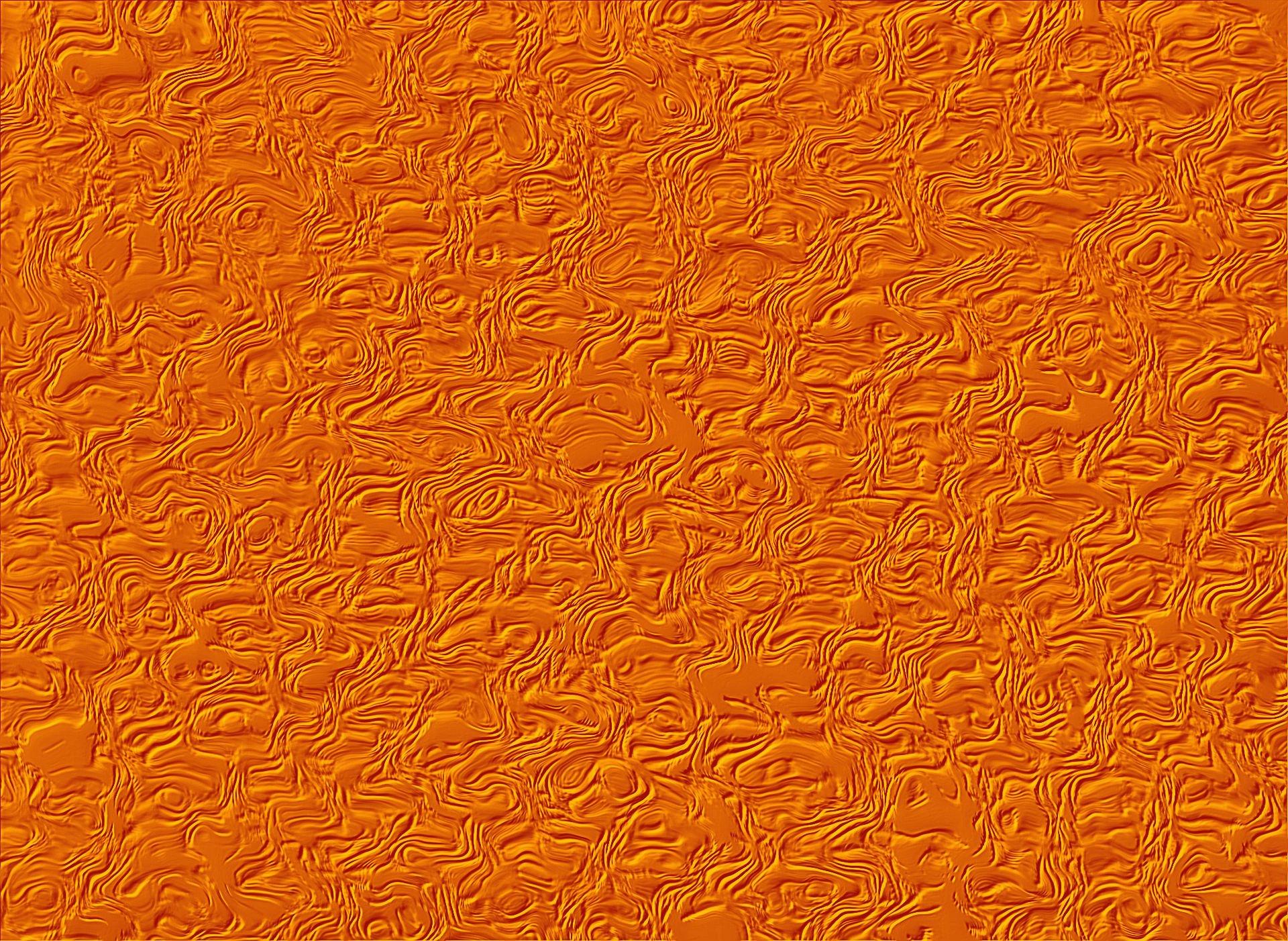 Оранжевая кухня: какие обои на стенах подойдут к гарнитуру | 1402x1920