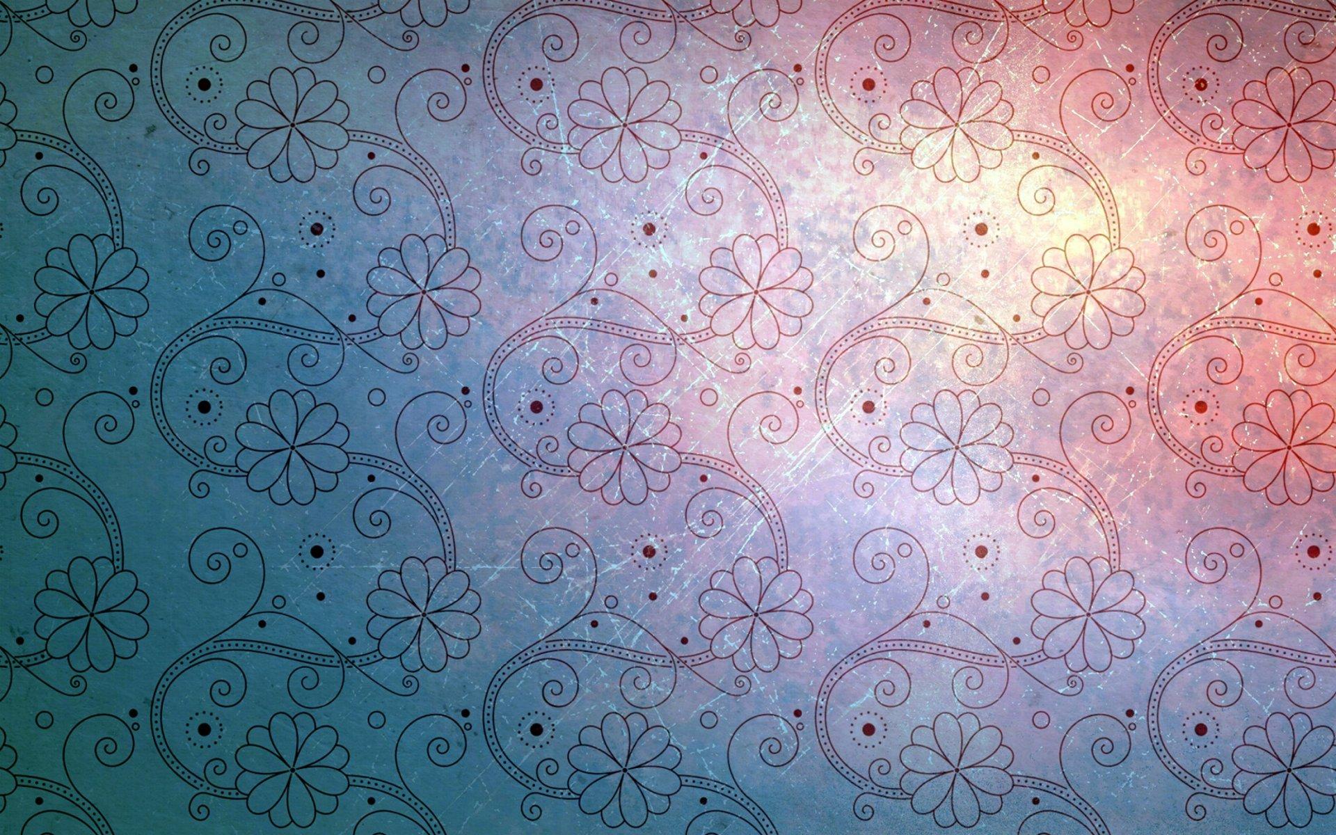 Обои узоры, цветы. Текстуры foto 12