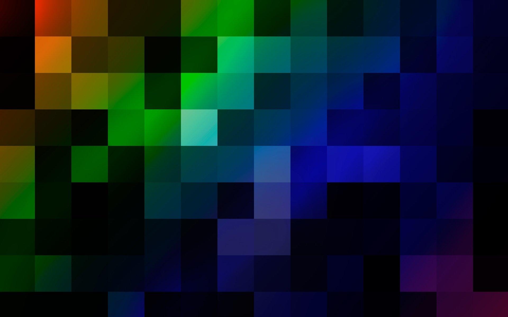 Квадраты фигуры свет блоки  № 3670713  скачать