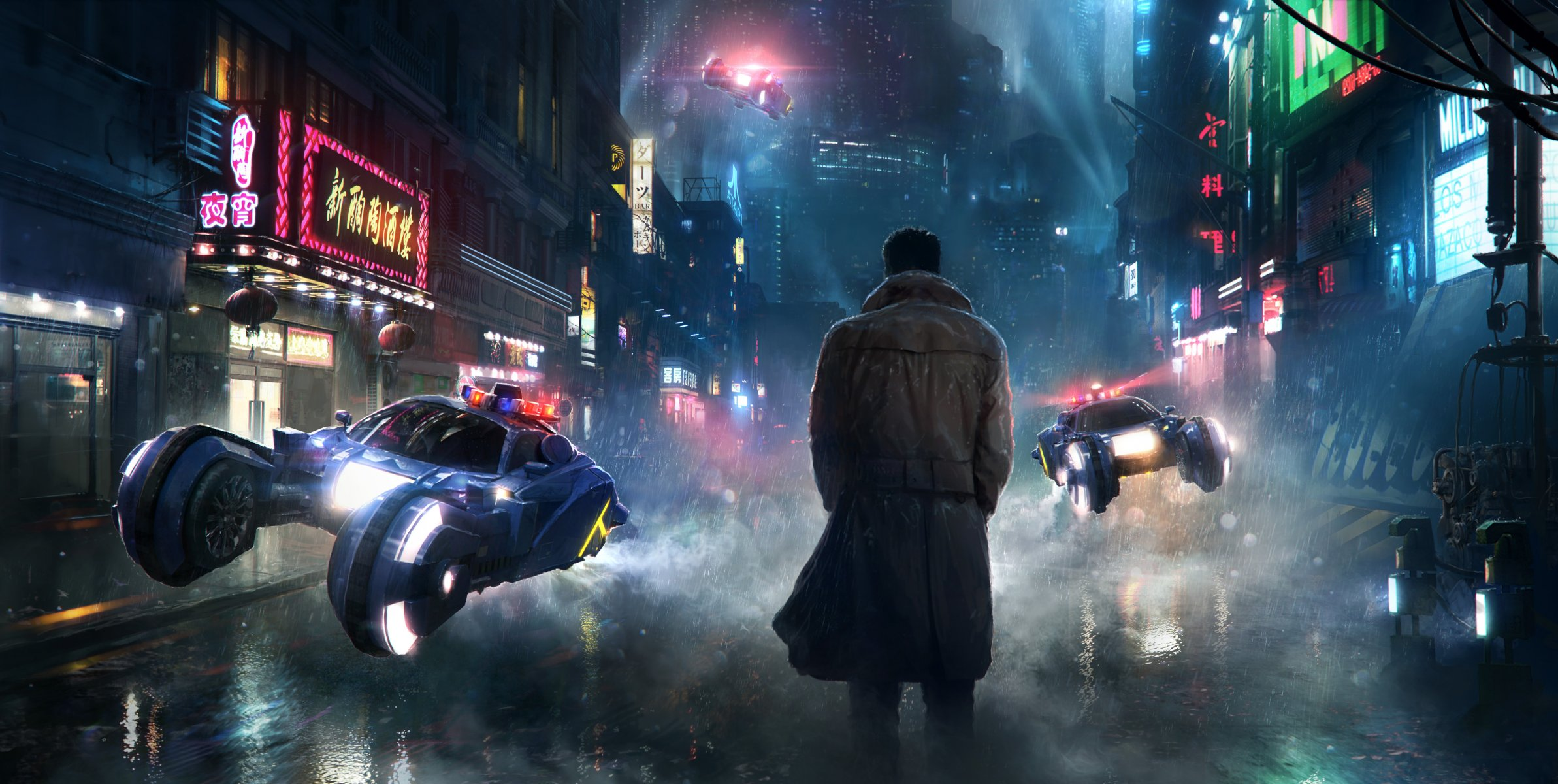 essay on violence in blade runner