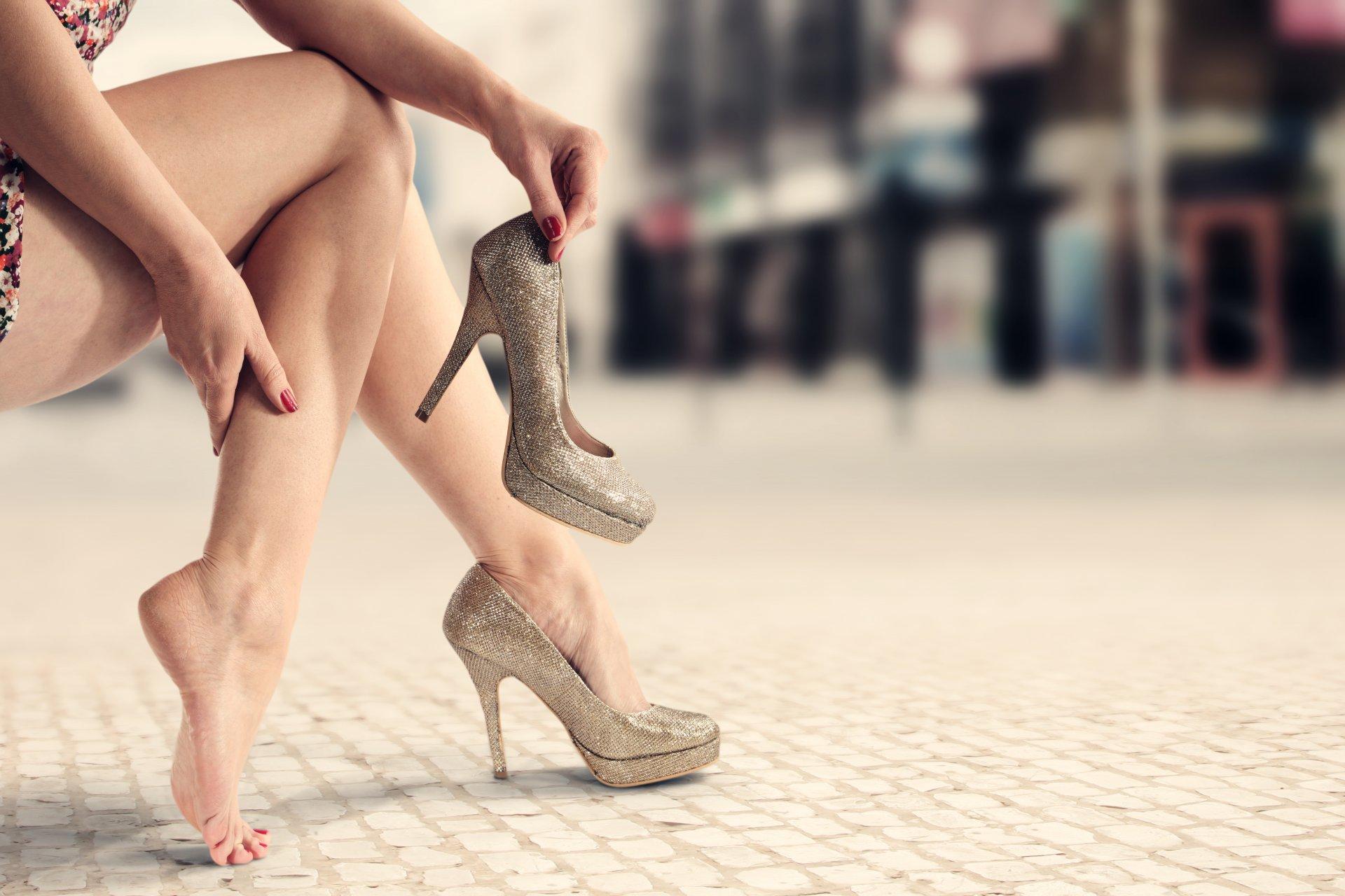 подборка женских ног - 5