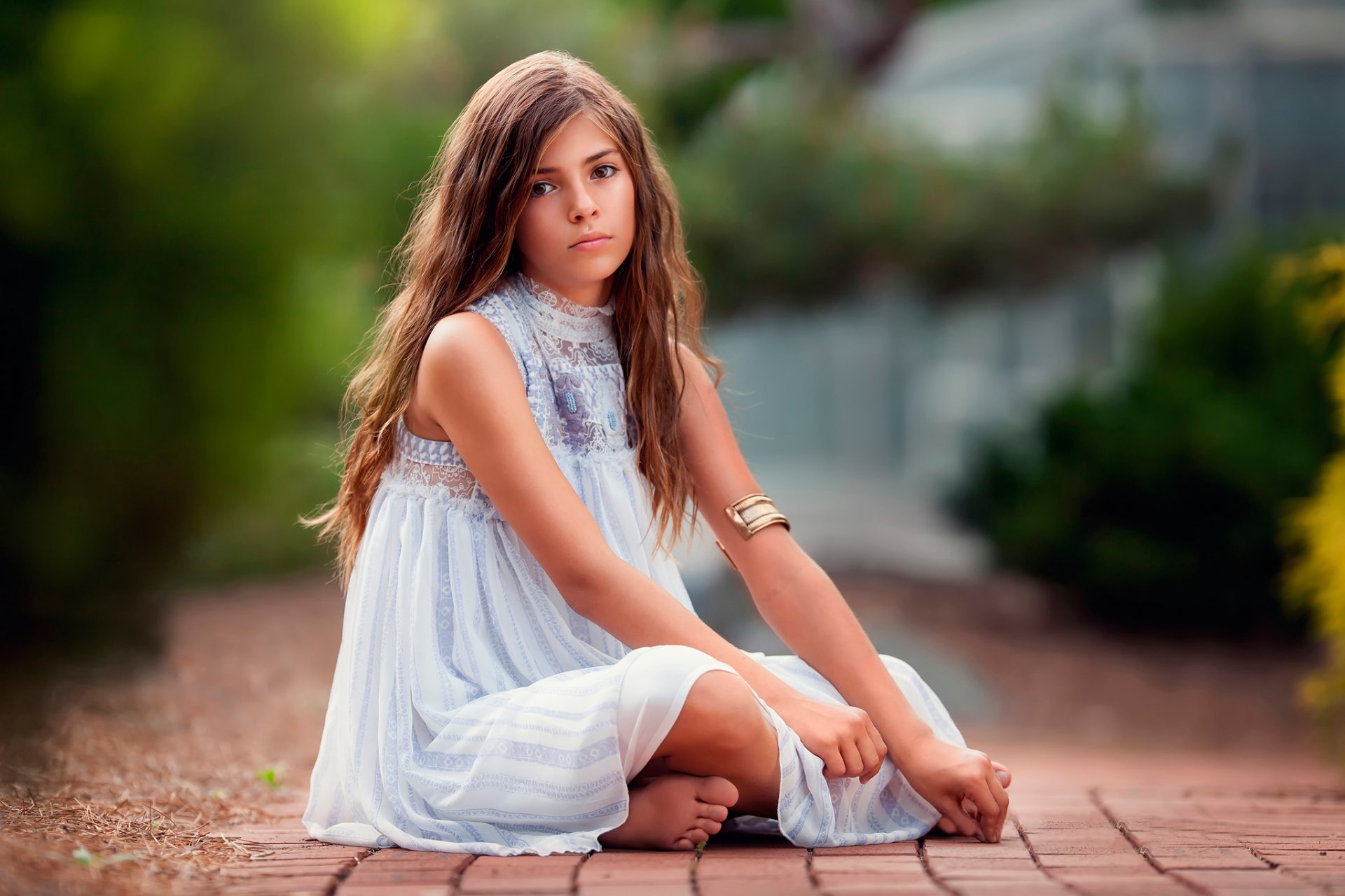 Рисунки, картинки красивой девочки