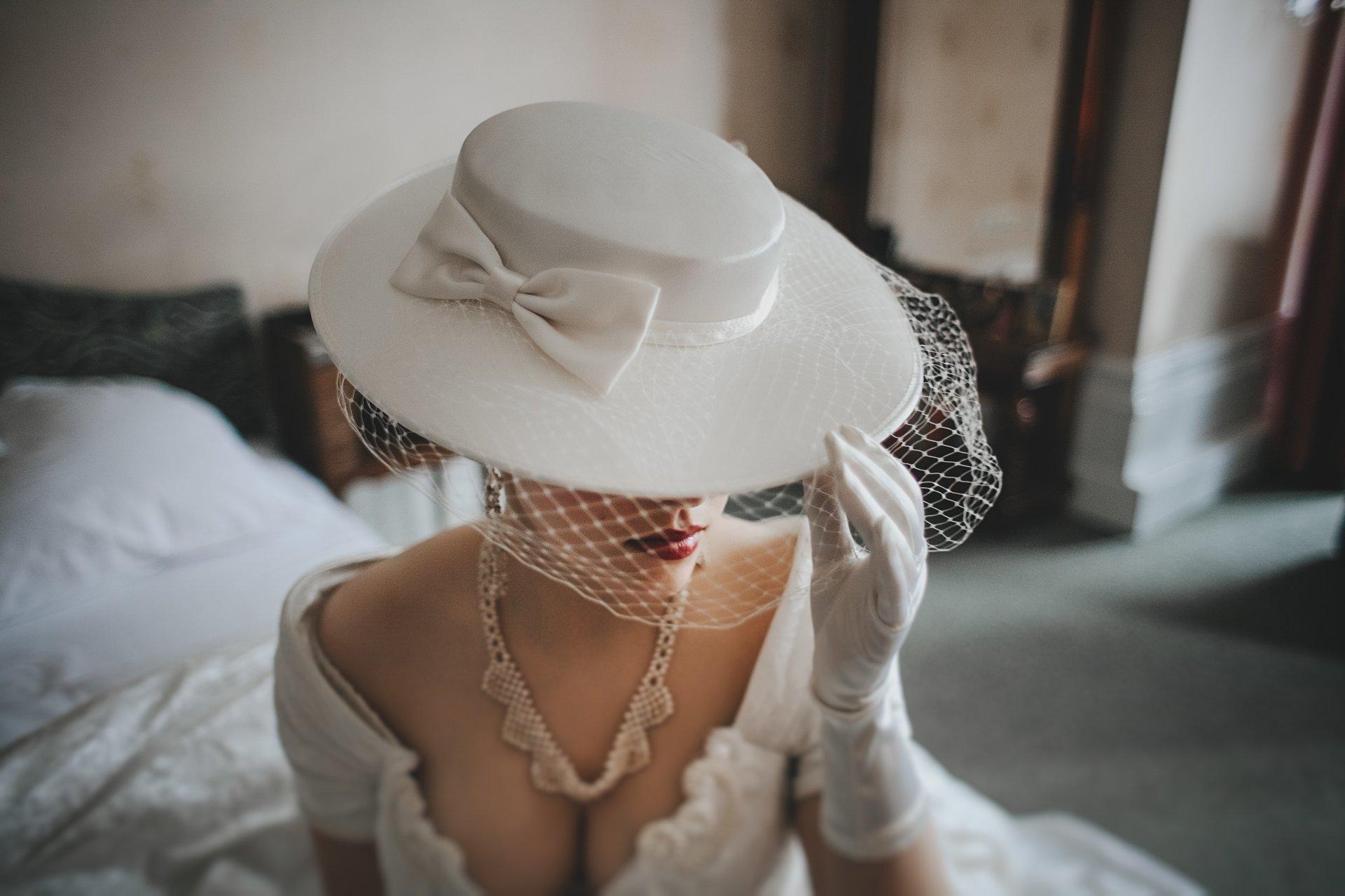 Фото дам в шляпах, Картинки дам в шляпах (36 фото) 22 фотография