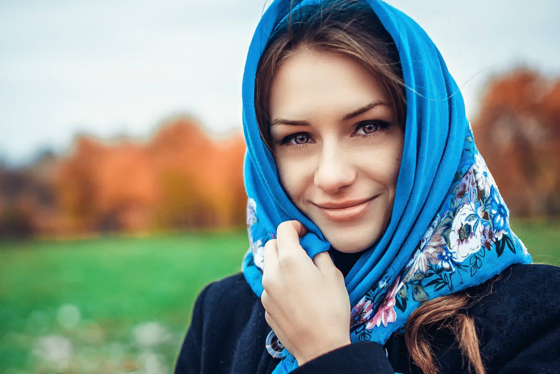 широкий размах русской девушки - 2