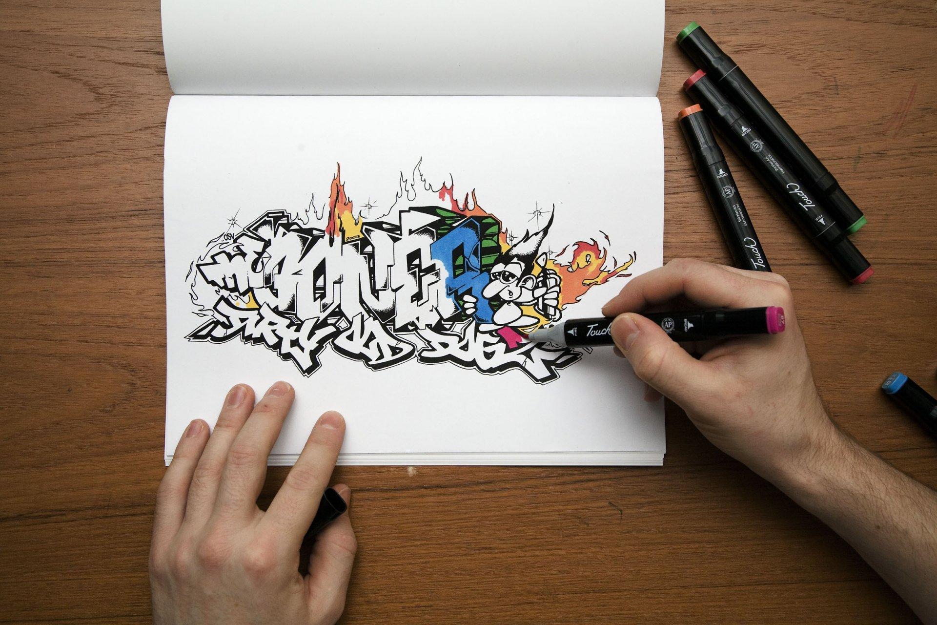 они что можно нарисовать на бумаге классные картинки хочу рассказать массандровском