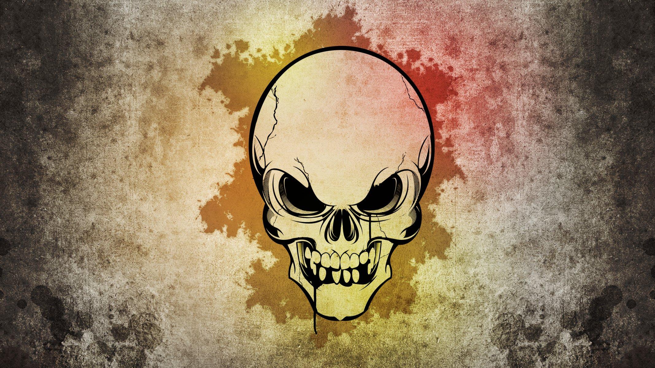 Картинки черепа для авы