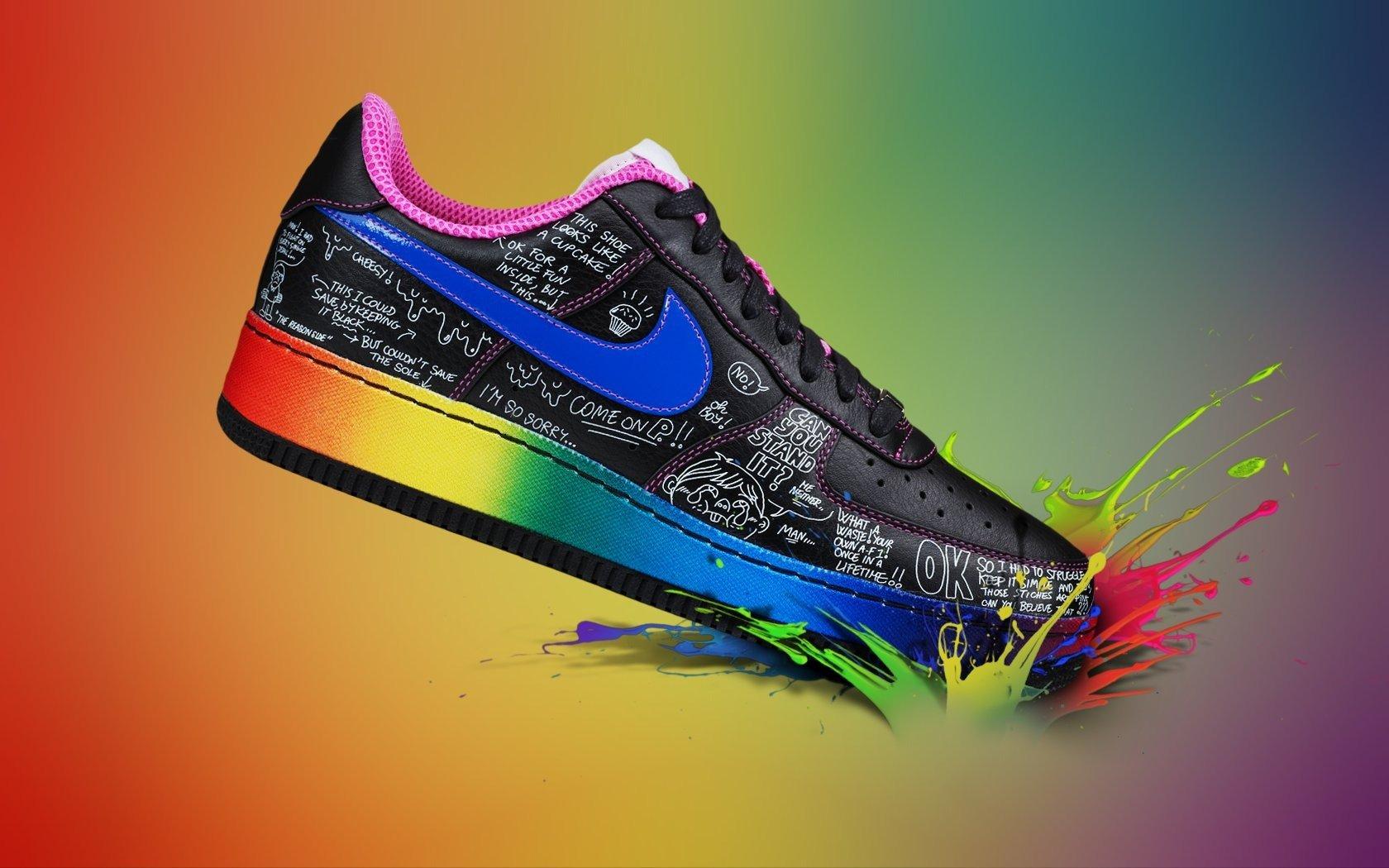 картинки для рекламы кроссовок