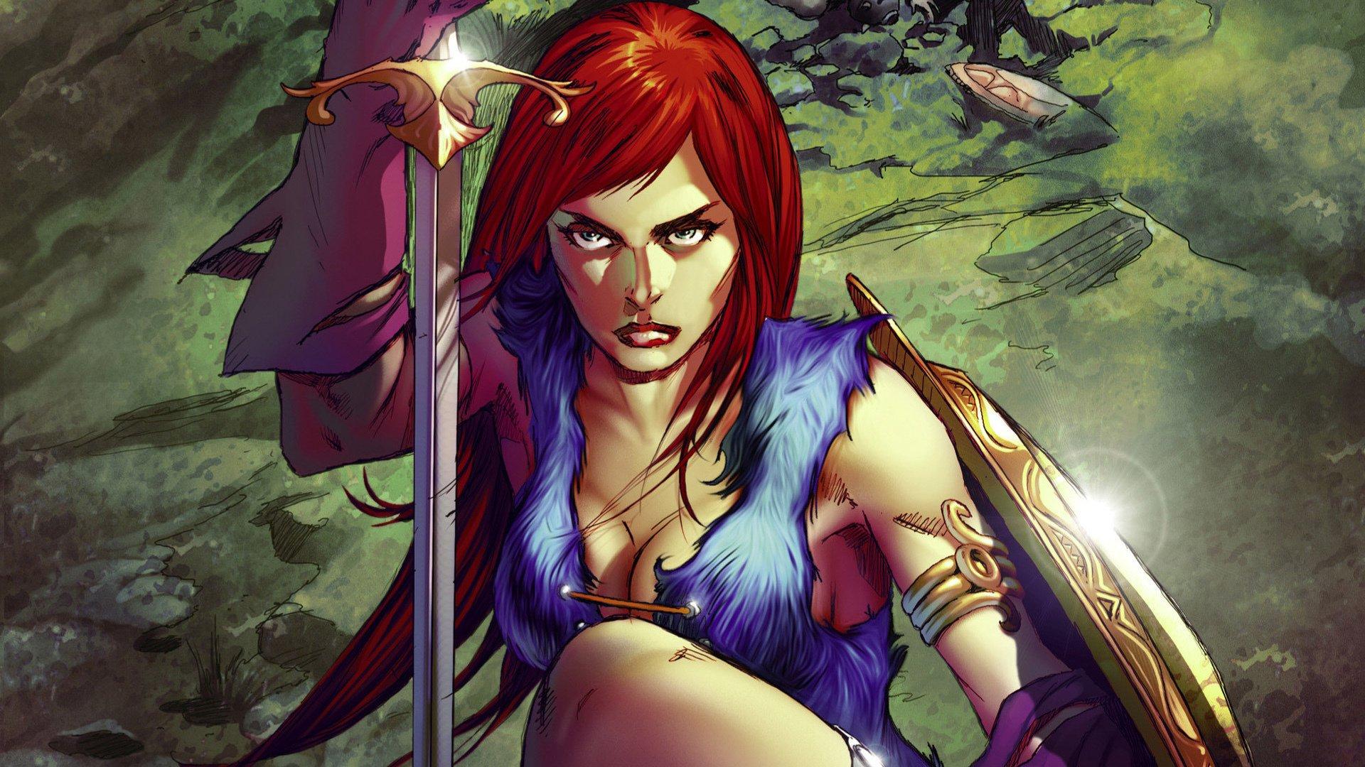 Комиксы про эльфиек воинов фото 620-480