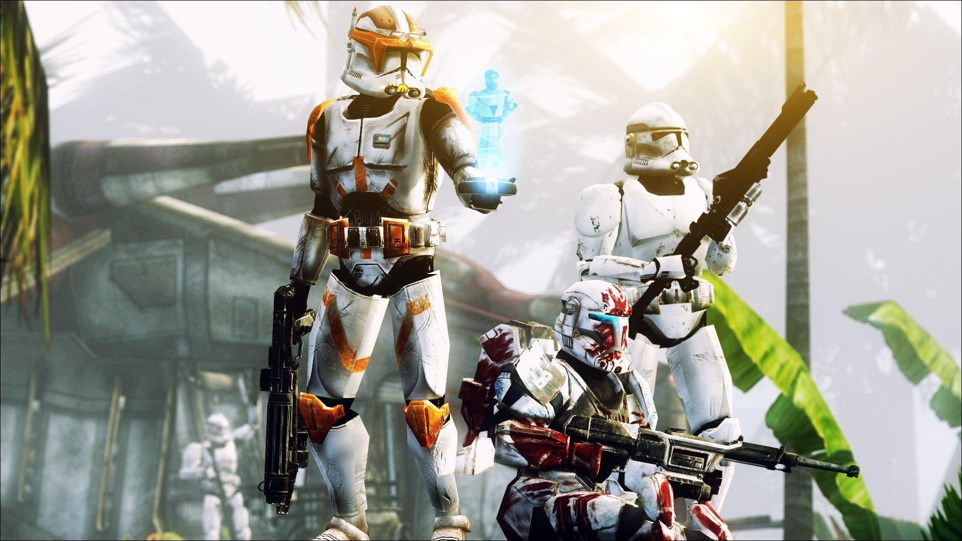 картинки клонов из звёздных войн