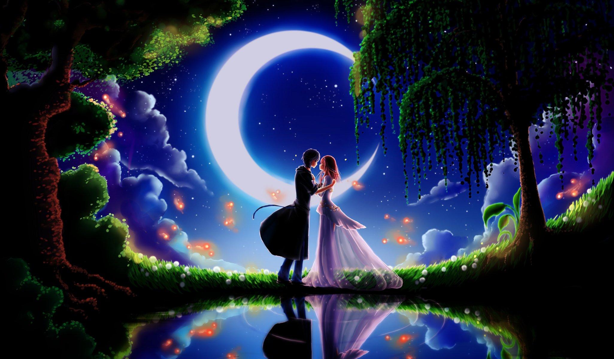 сказка о любви картинки позже