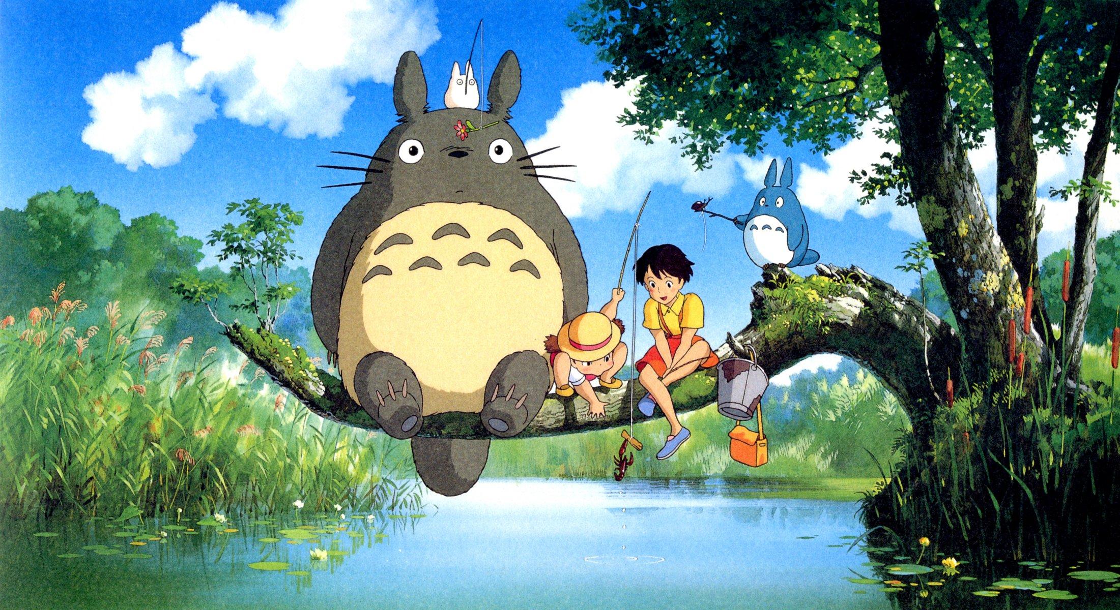 миядзаки хаяо лучшие мультфильмы