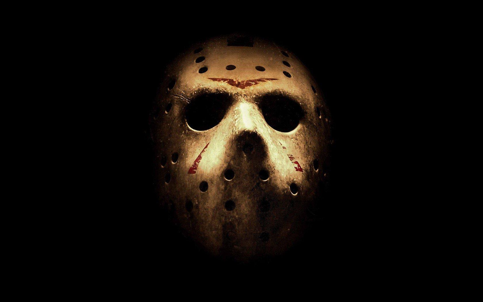 Обои маска, страх. Разное foto 15
