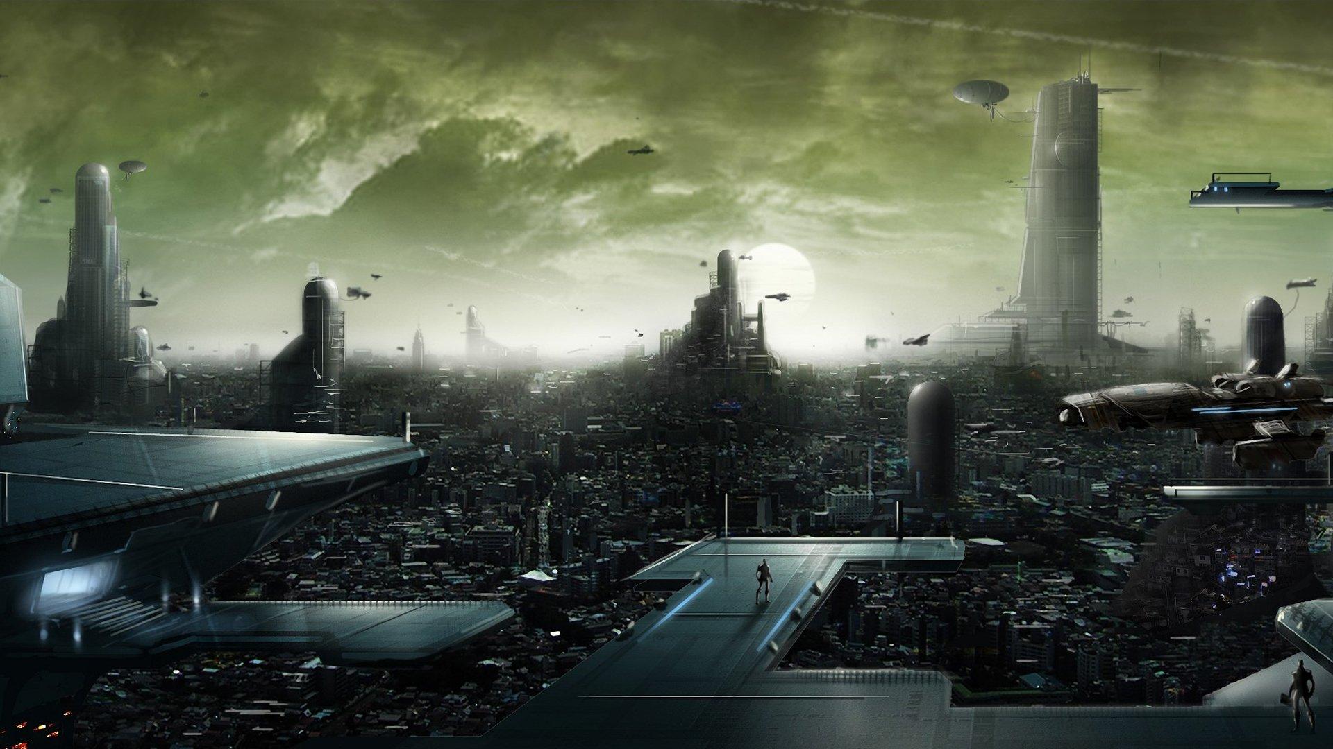 Картинки земля будущего живые обои