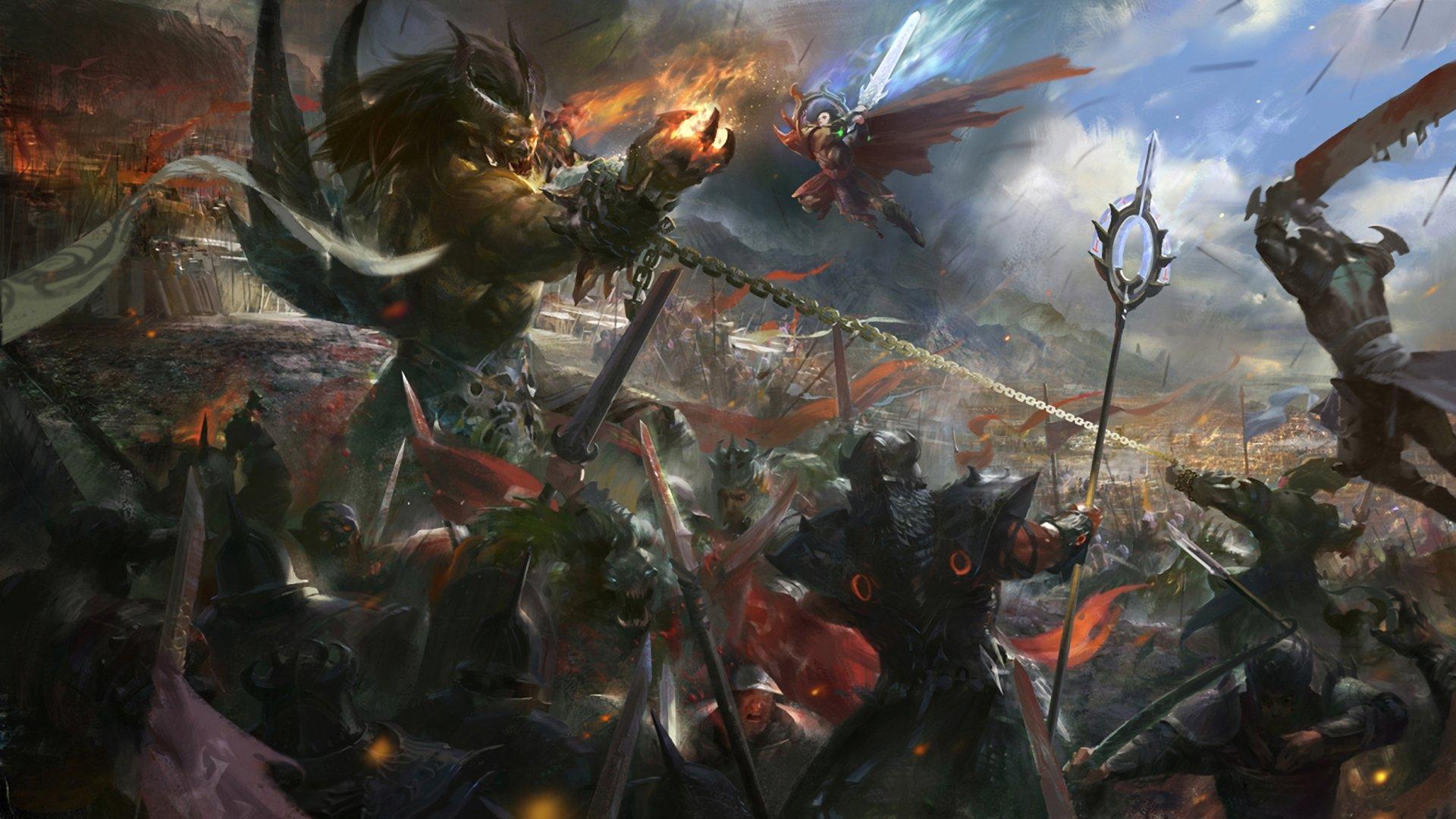 Добро и зло битва война загрузить