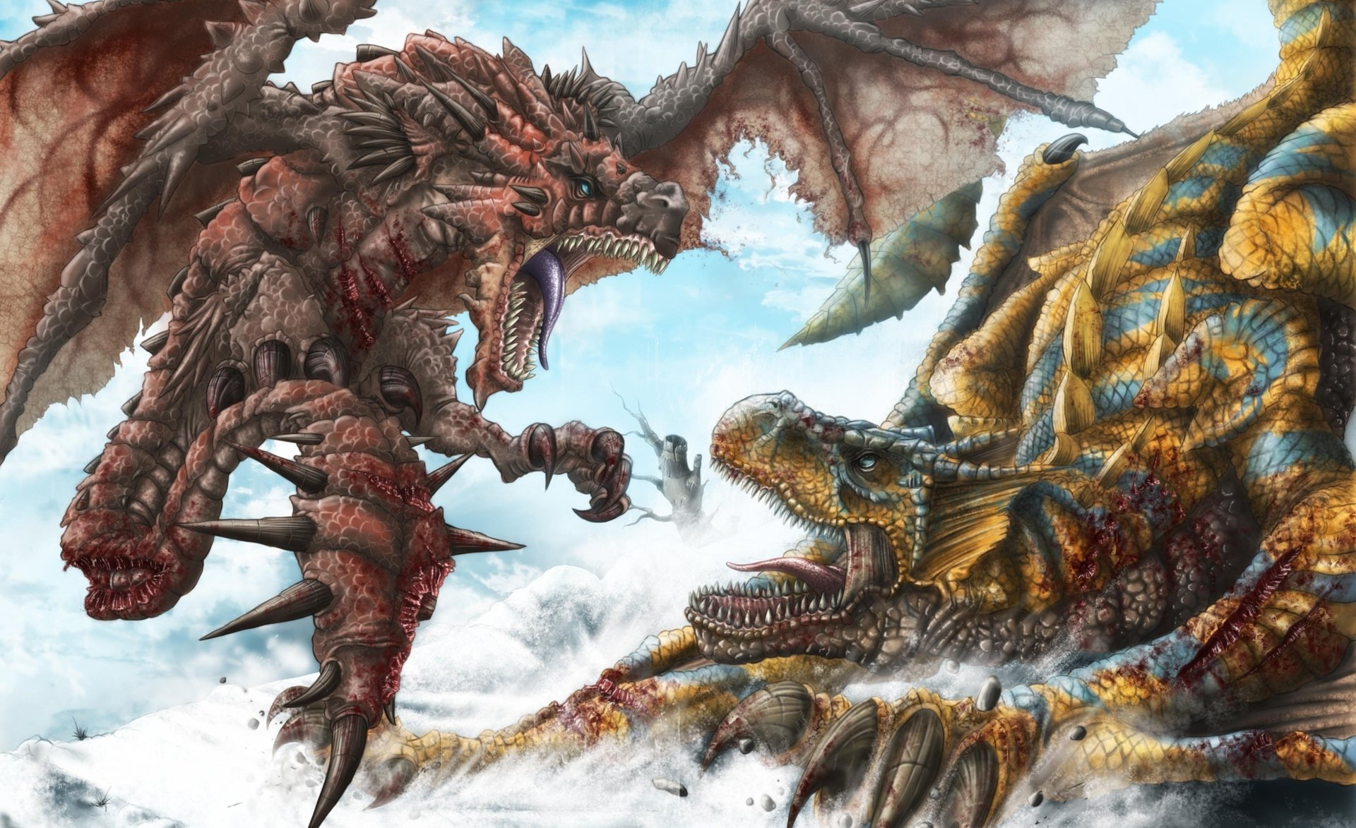 картинки драконы в сражениях магазин разбит отдельные