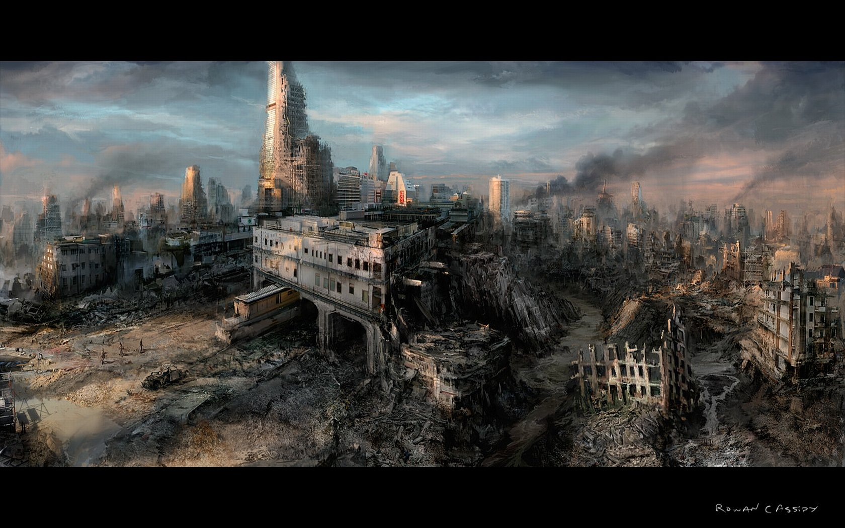 апокалипсис разрушения загрузить