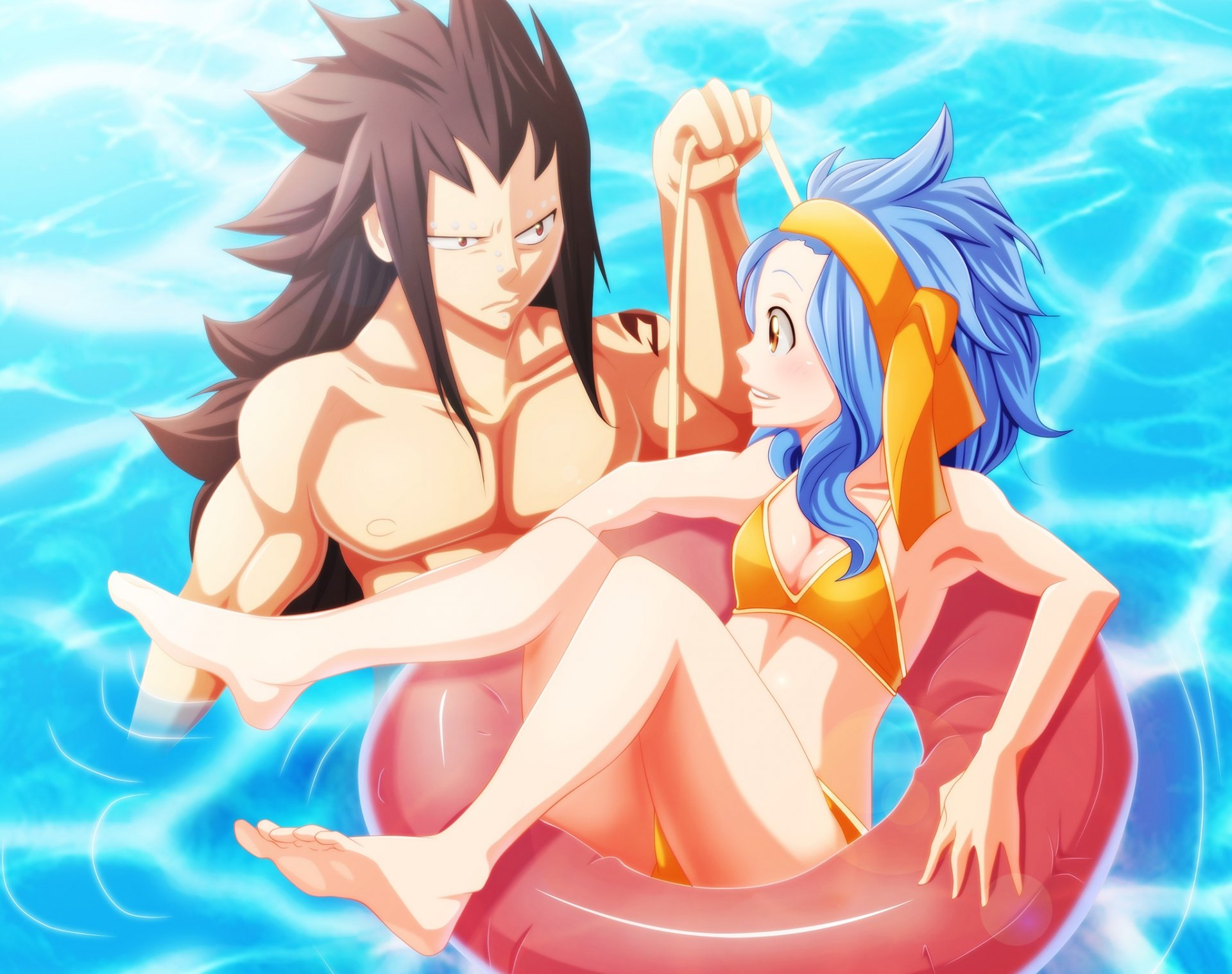 Video porno fairy tail 3d hentai images