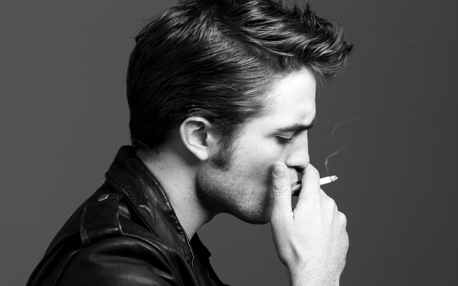 Роберт паттинсон курит фотосессия
