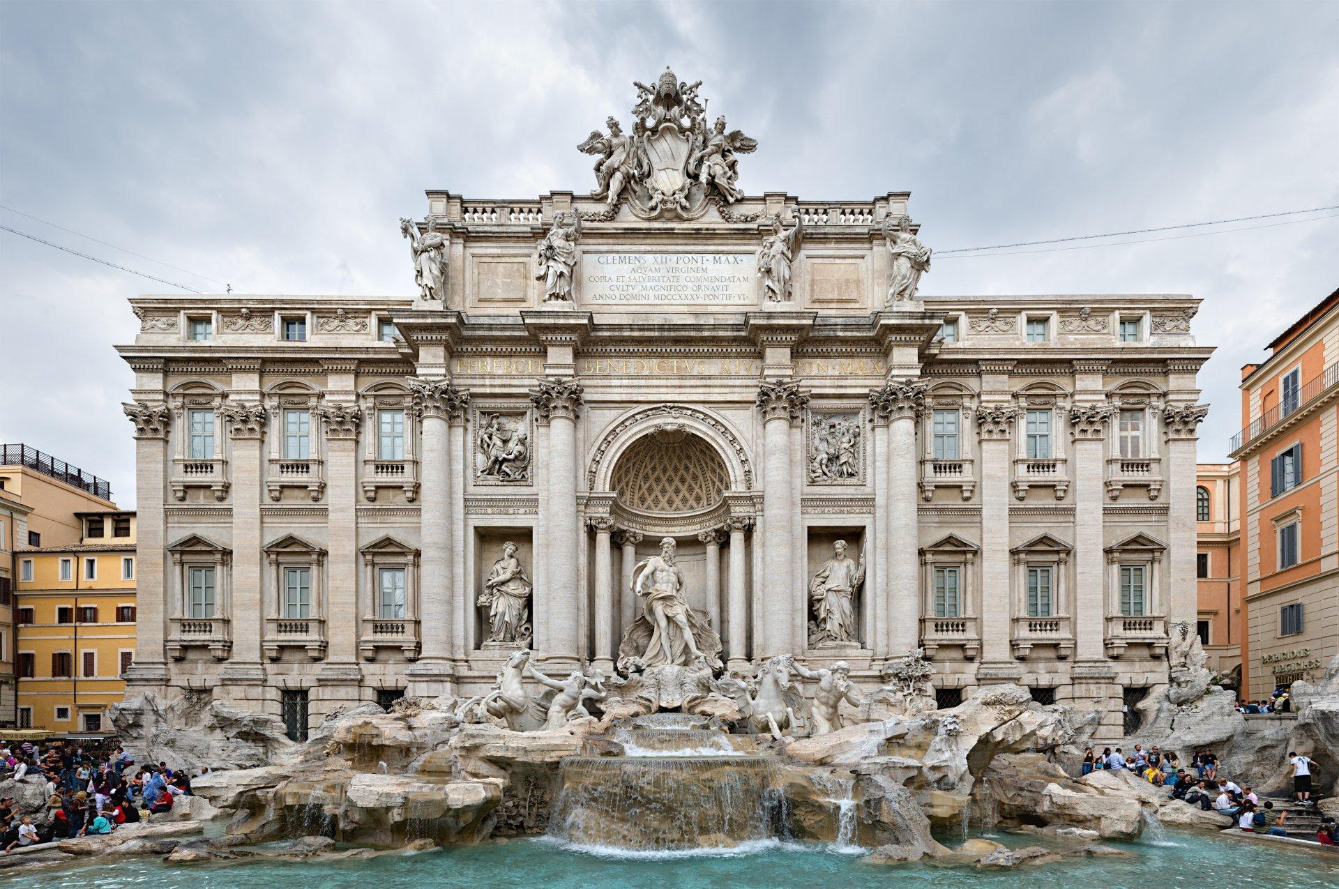Обои здания, фонтан. Города foto 11