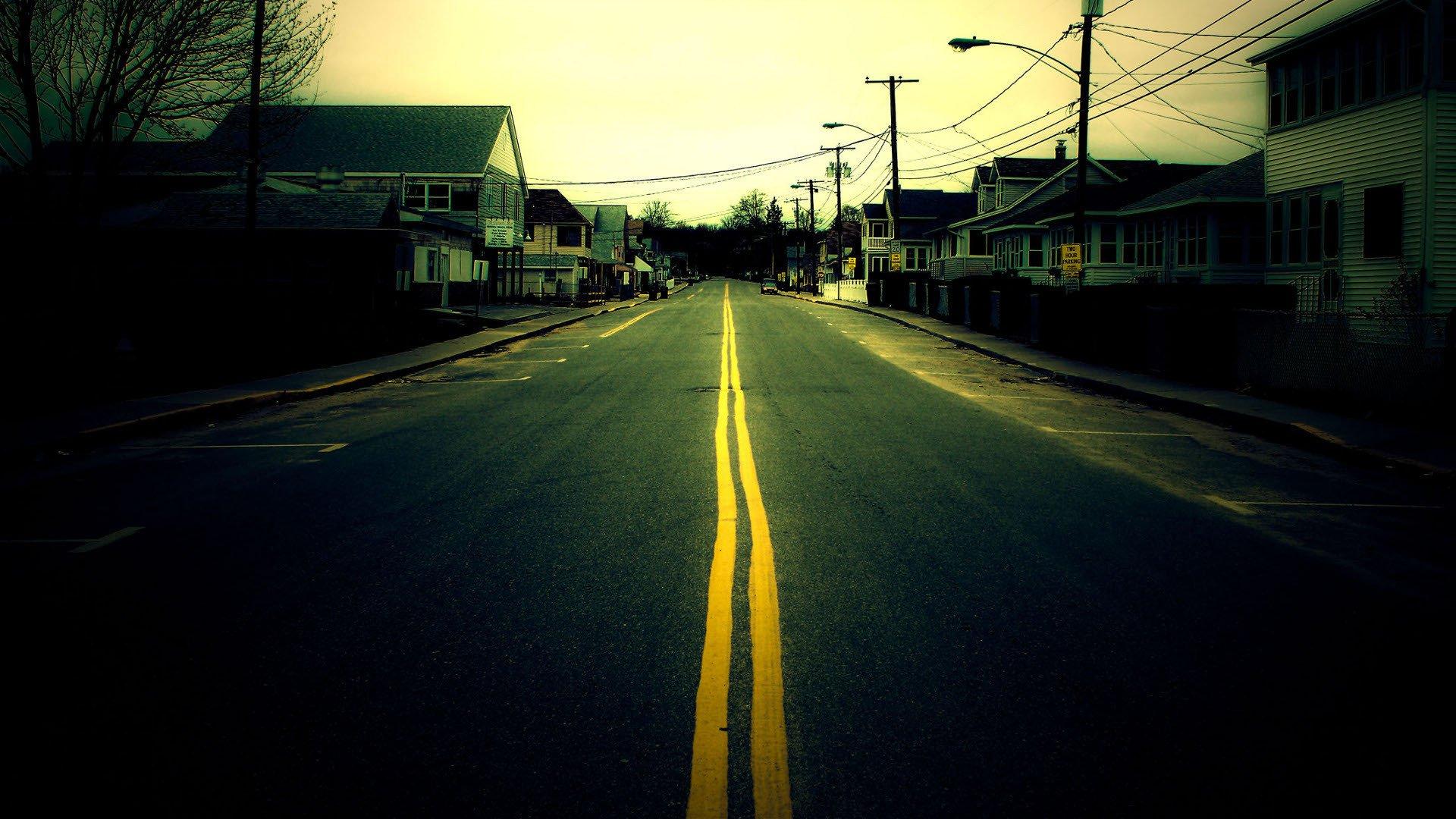 Картинка коричневой дороги на аву