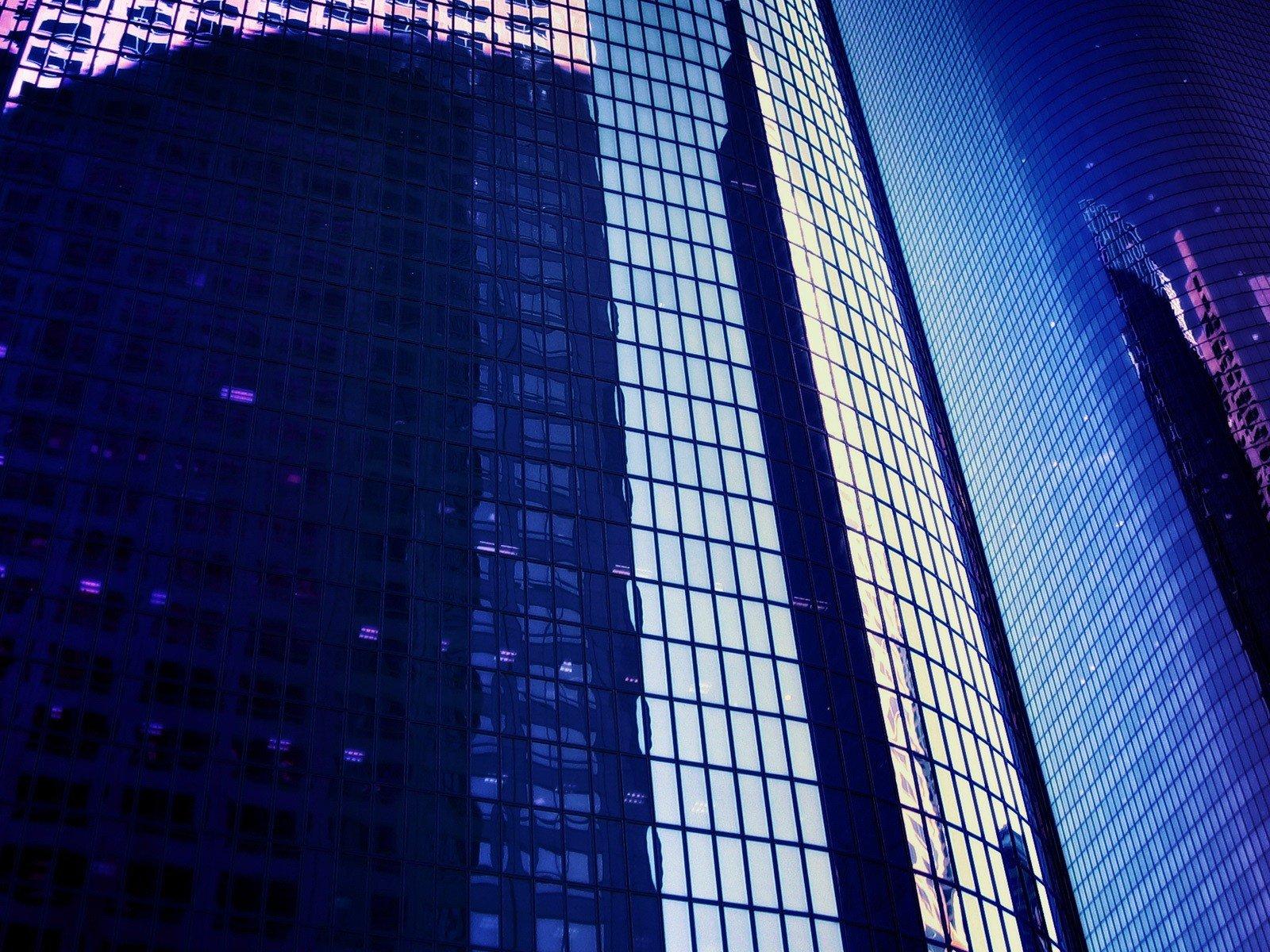 Стекло небоскреб отражение бесплатно