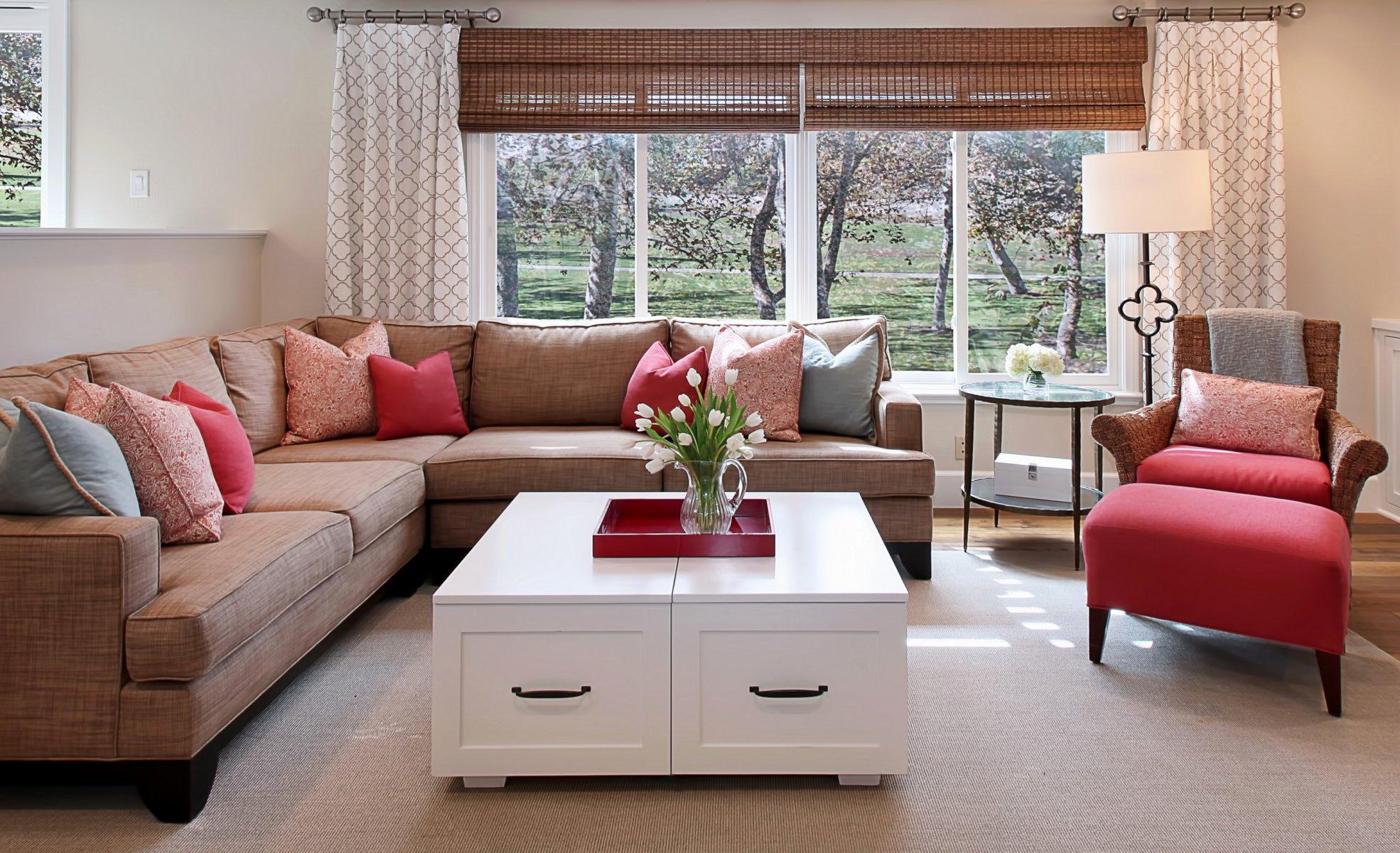 картинки диванов в интерьере гостиной шерман